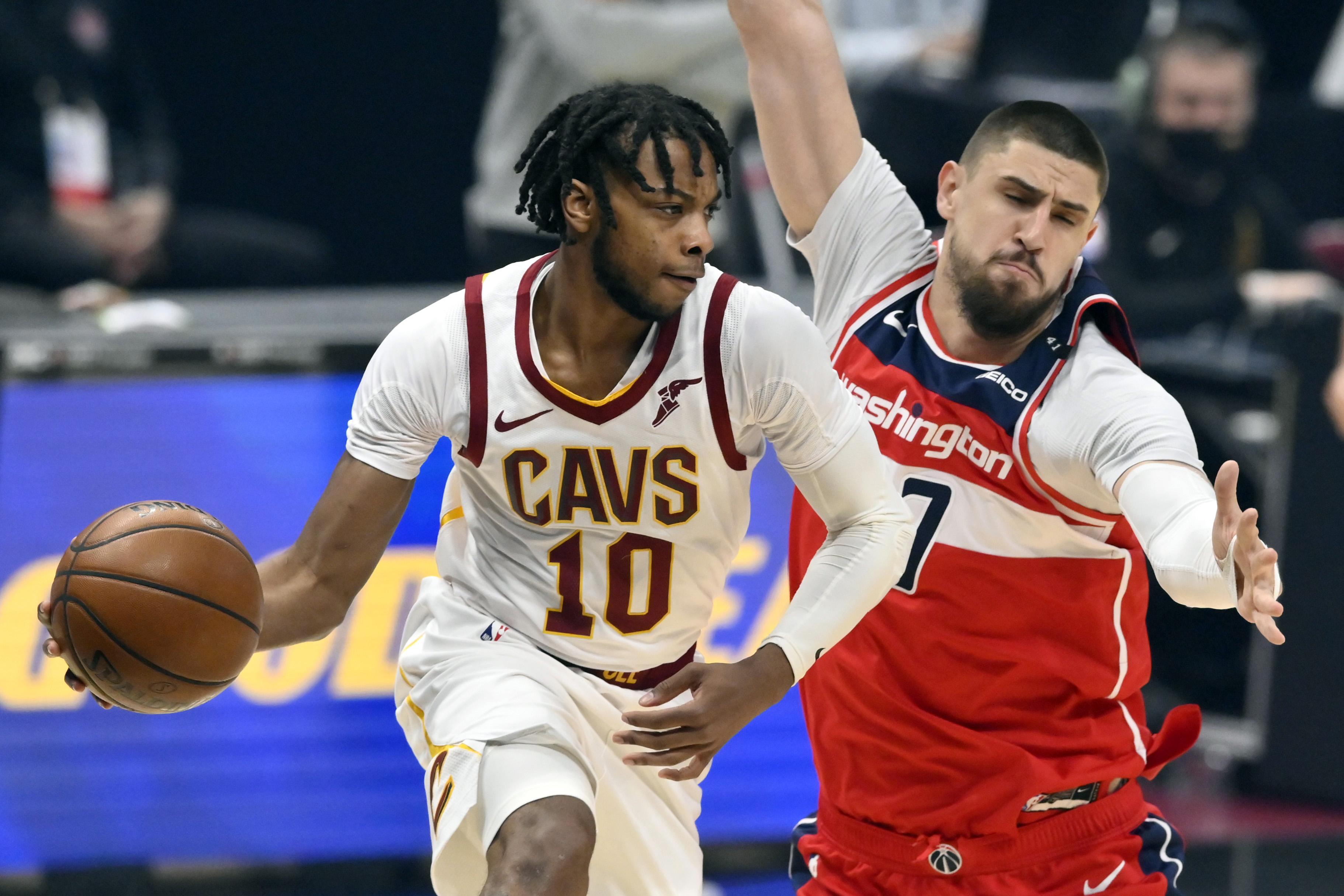 NBA: Washington Wizards at Cleveland Cavaliers
