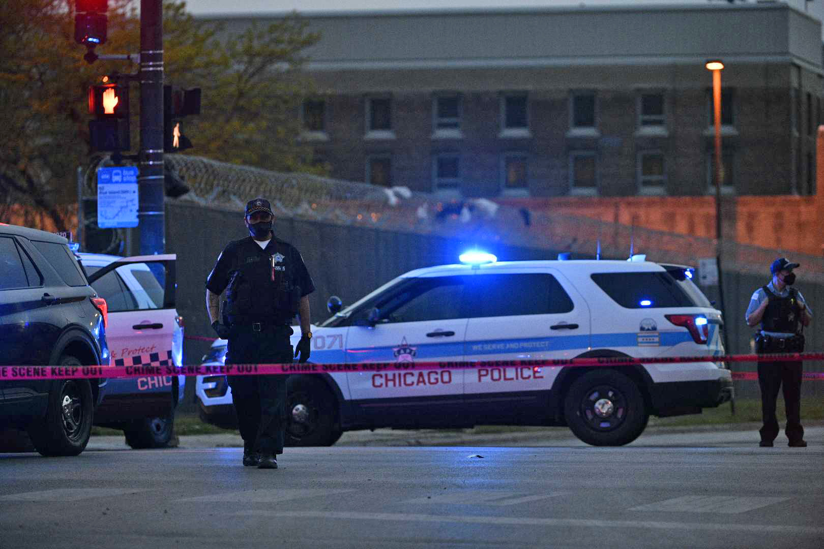 A 2-year-old girl was shot May 14, 2021 in Little Village.