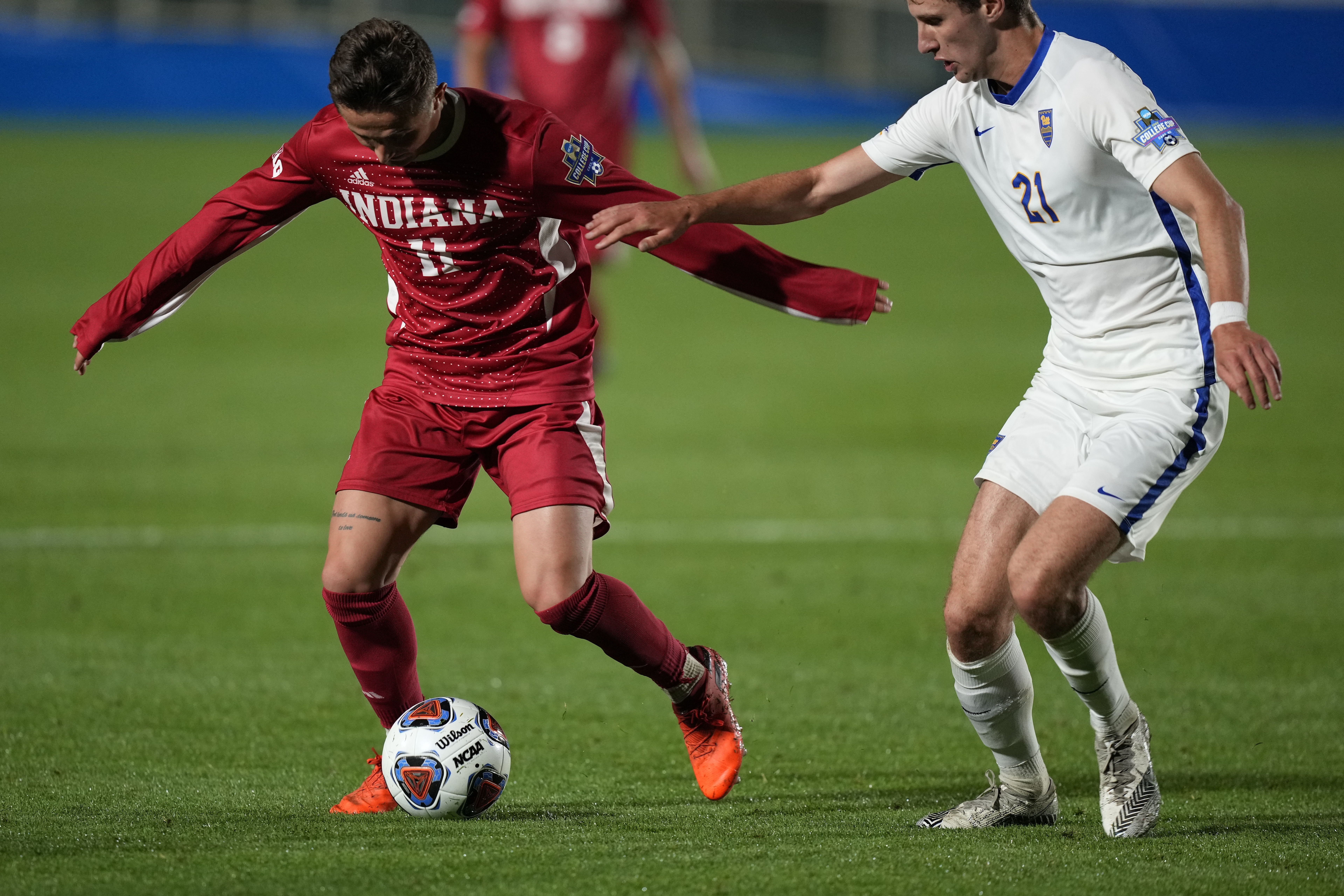 NCAA Soccer: Men's College Cup- Pitt vs Indiana
