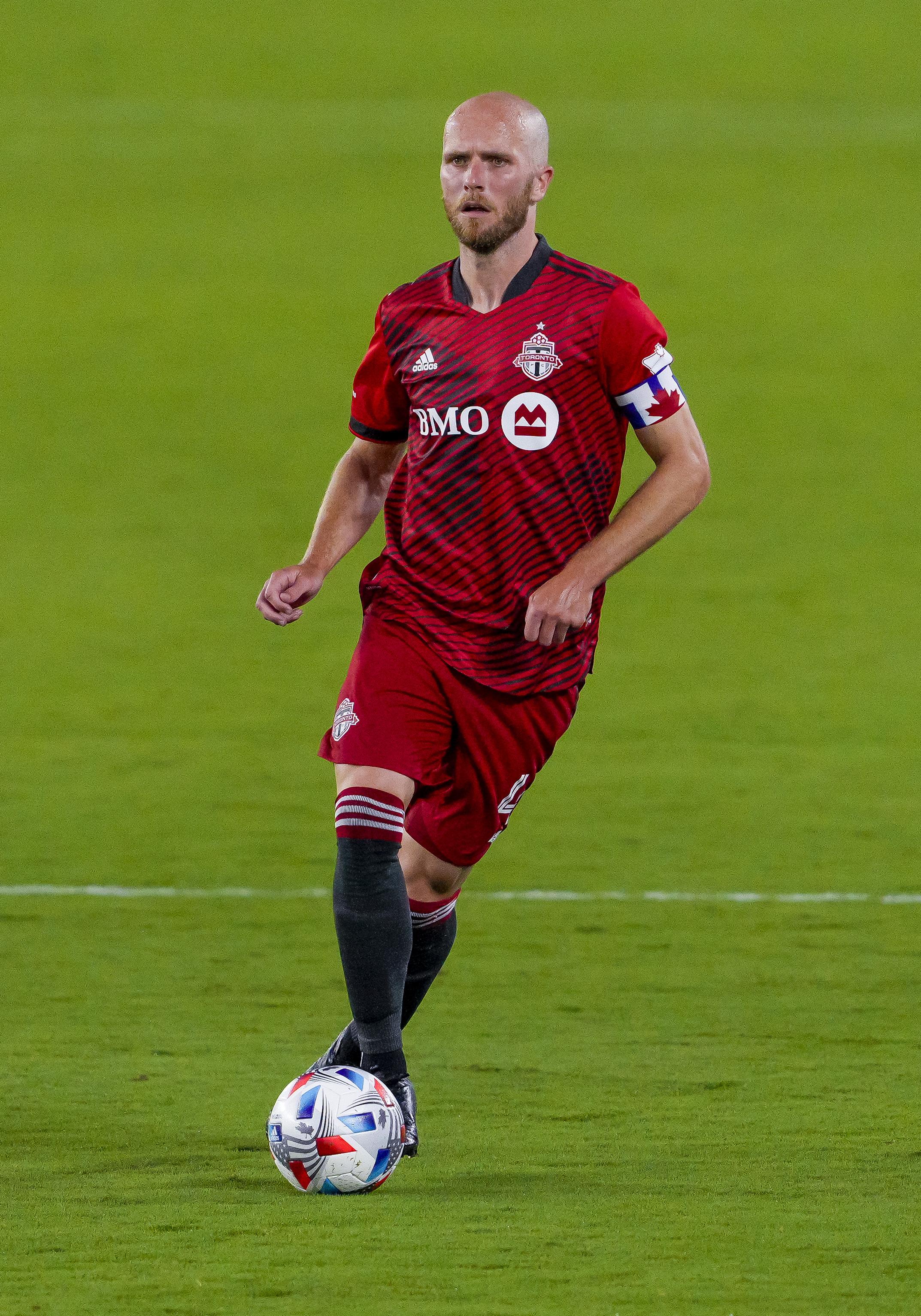 SOCCER: MAY 12 MLS - Columbus Crew SC at Toronto FC