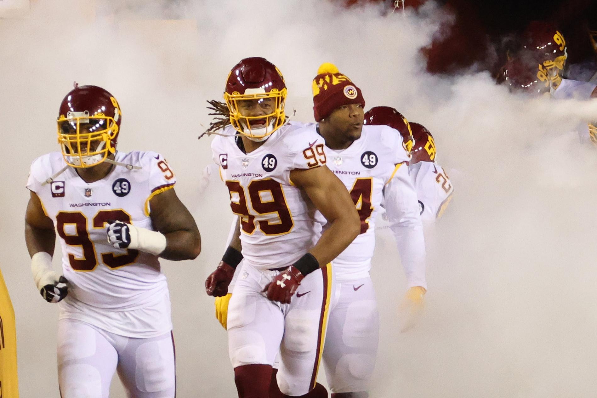 NFL: NFC Wild Card Round-Tampa Bay Buccaneers at Washington Football Team