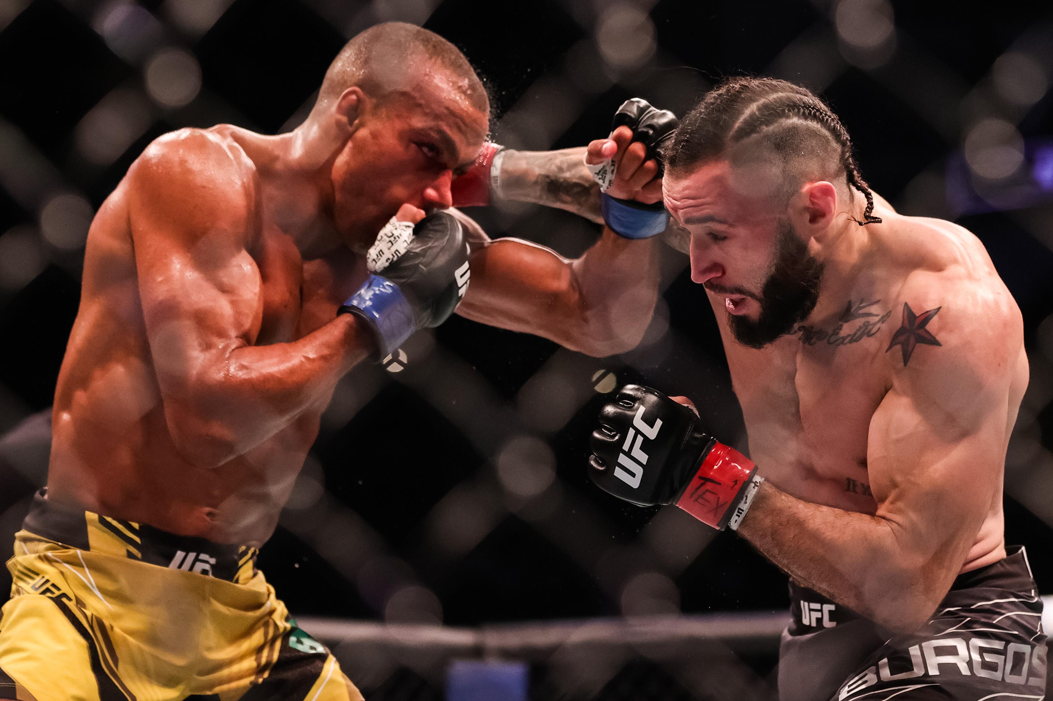 UFC 262: Edson Barboza v Shane Burgos