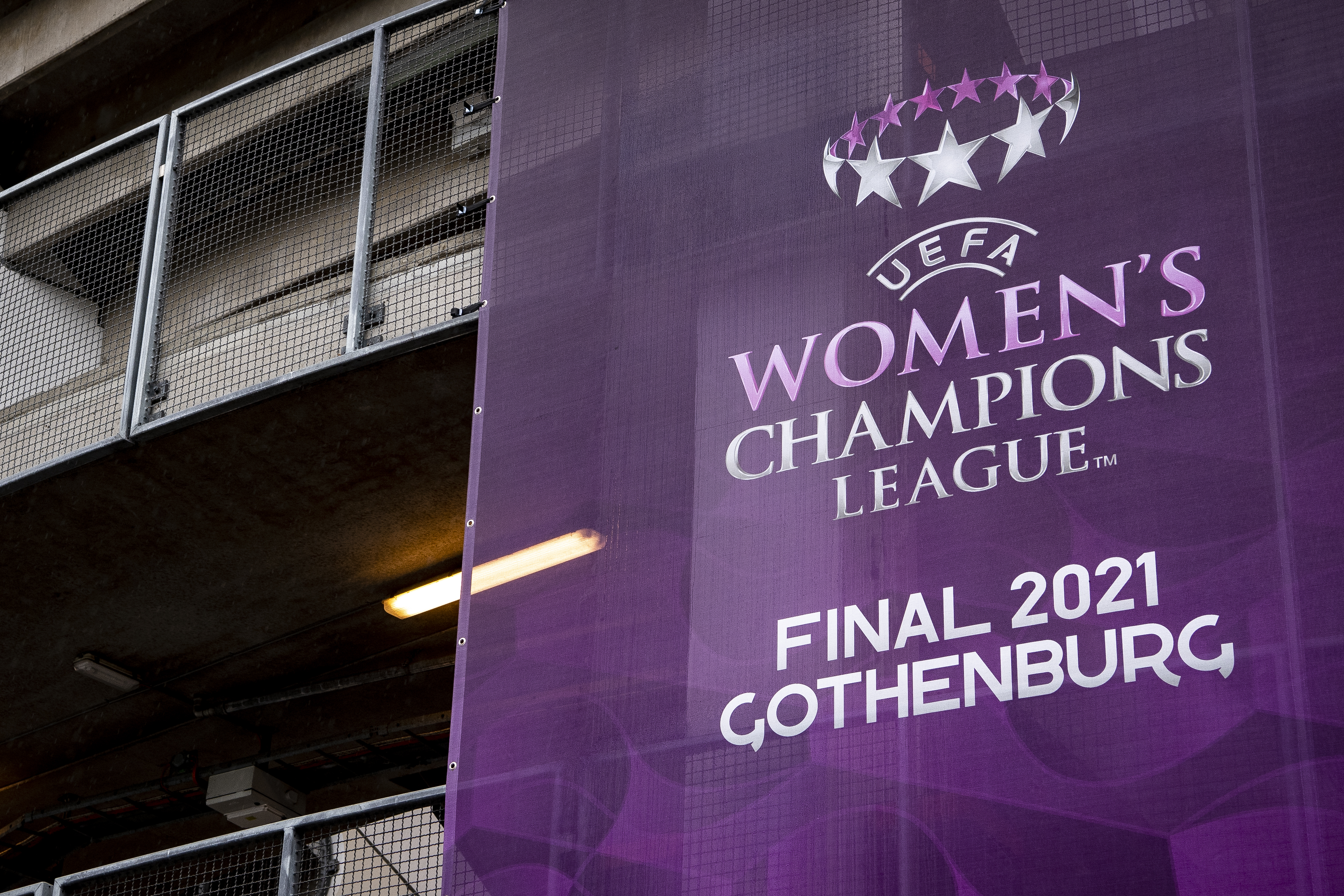 Chelsea FC Training Session and Press Conference - UEFA Women's Champions League Final 2021