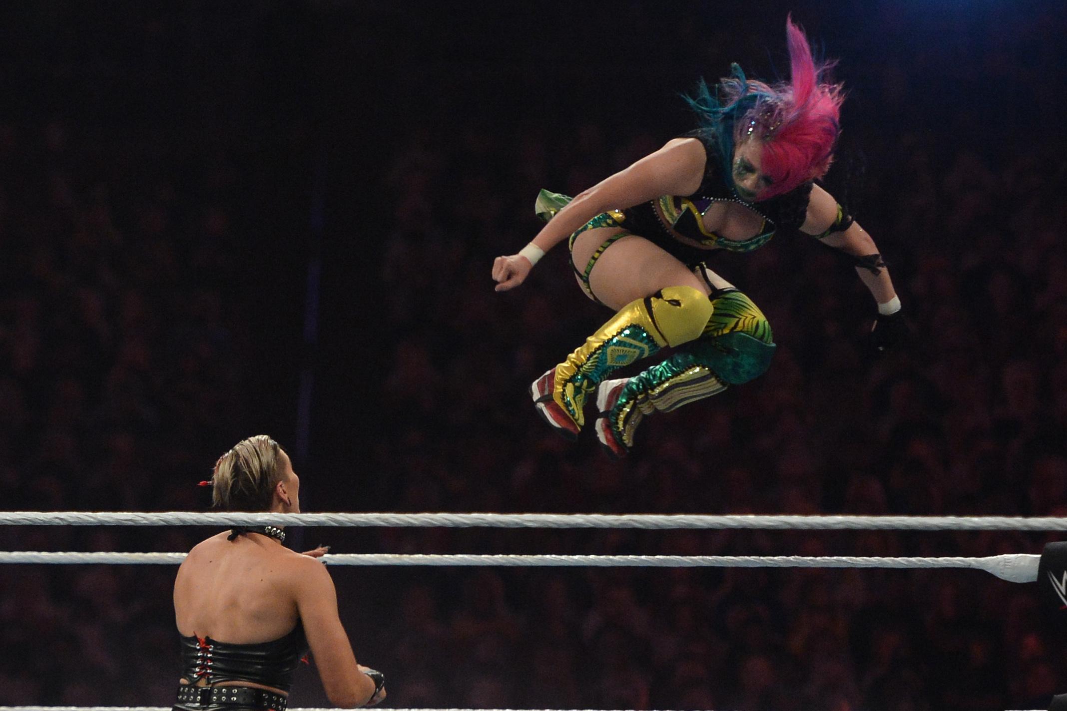 Wrestling: WWE WrestleMania 37
