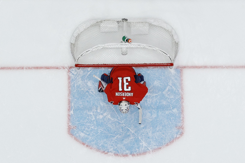 Boston Bruins v Washington Capitals - Game One