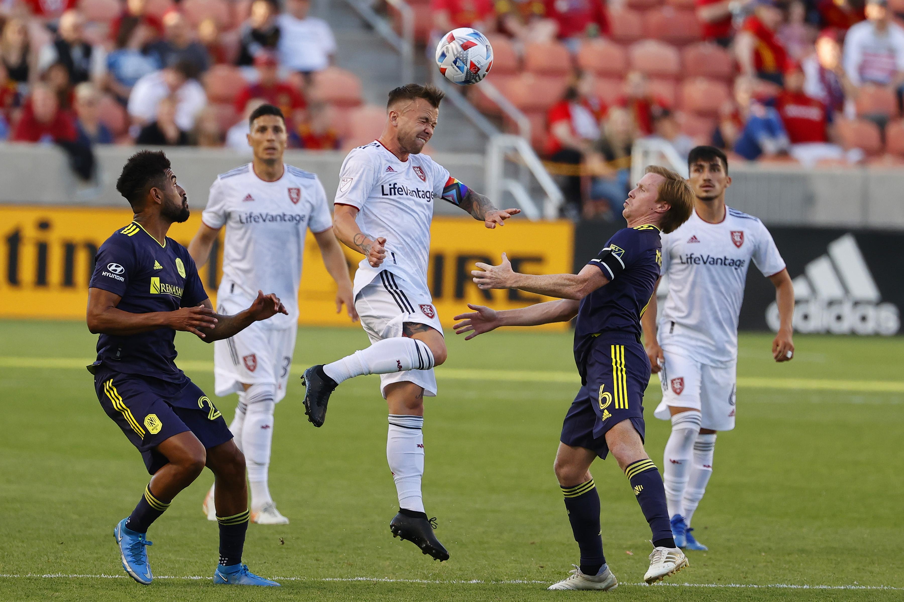 MLS: Nashville SC at Real Salt Lake