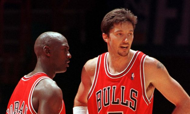 Toni Kukoc will join Michael Jordan in the Basketball Hall of Fame.