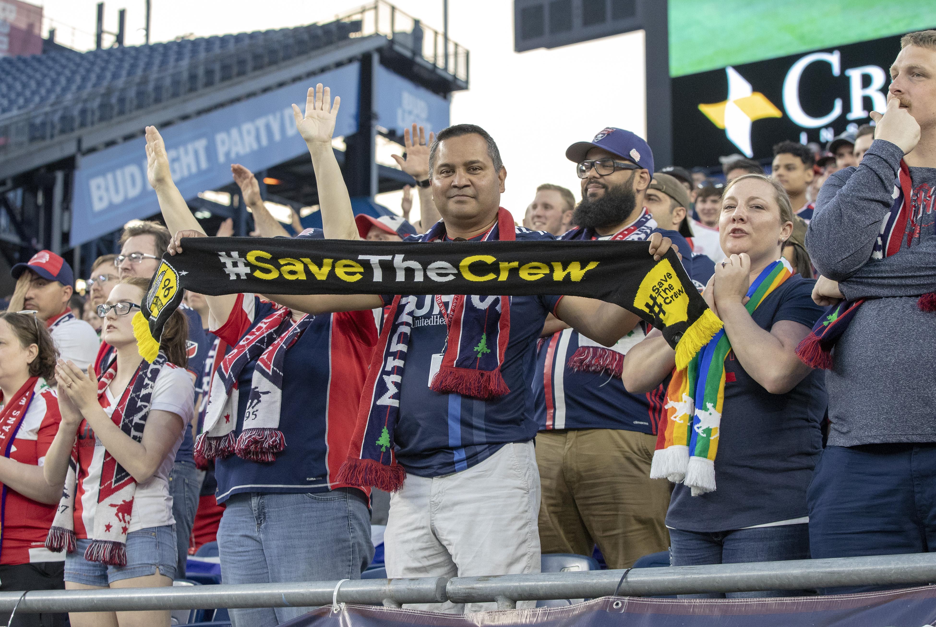 SOCCER: MAY 30 MLS - Atlanta United FC at New England Revolution