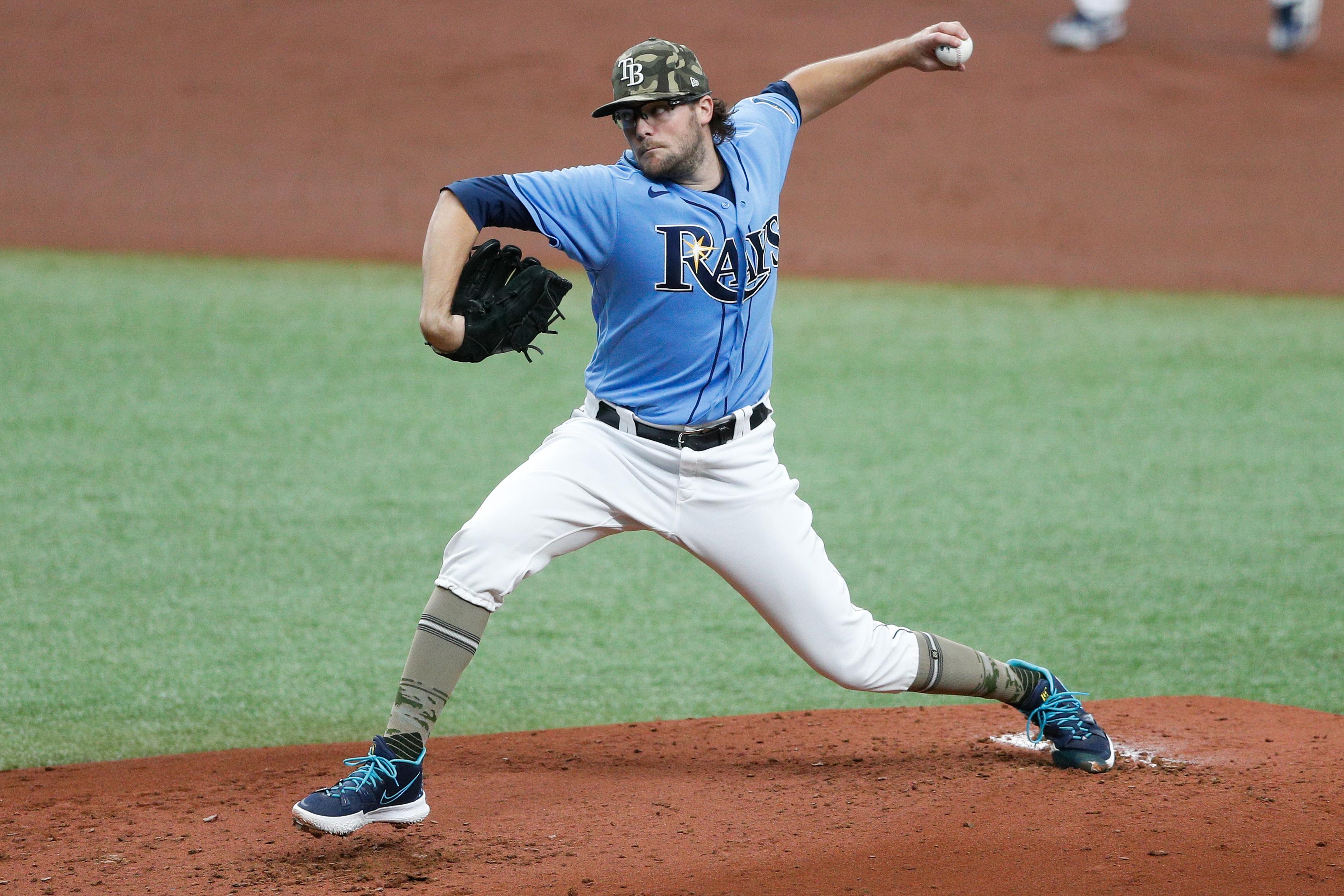 MLB: New York Mets at Tampa Bay Rays