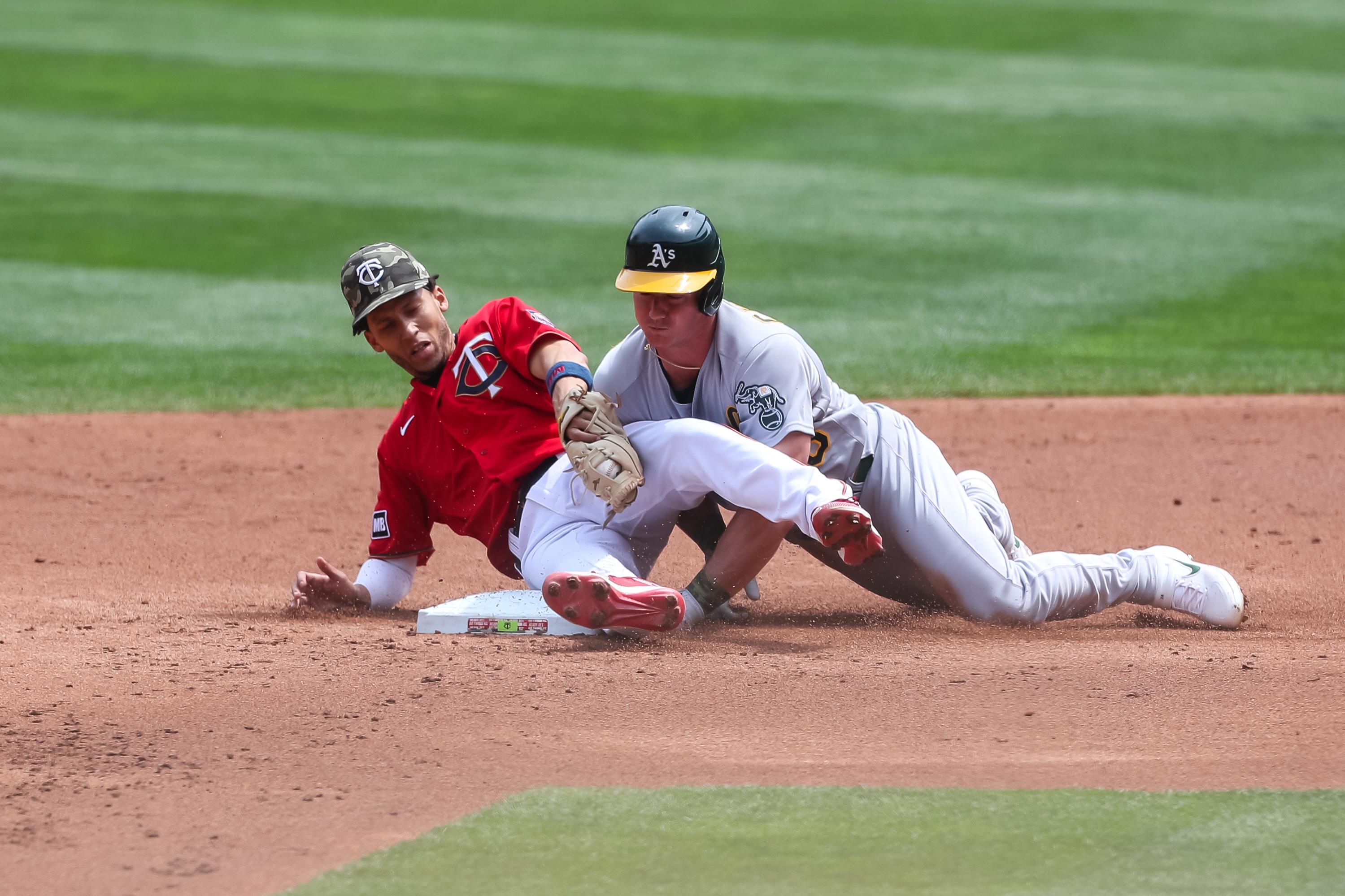MLB: Oakland Athletics at Minnesota Twins