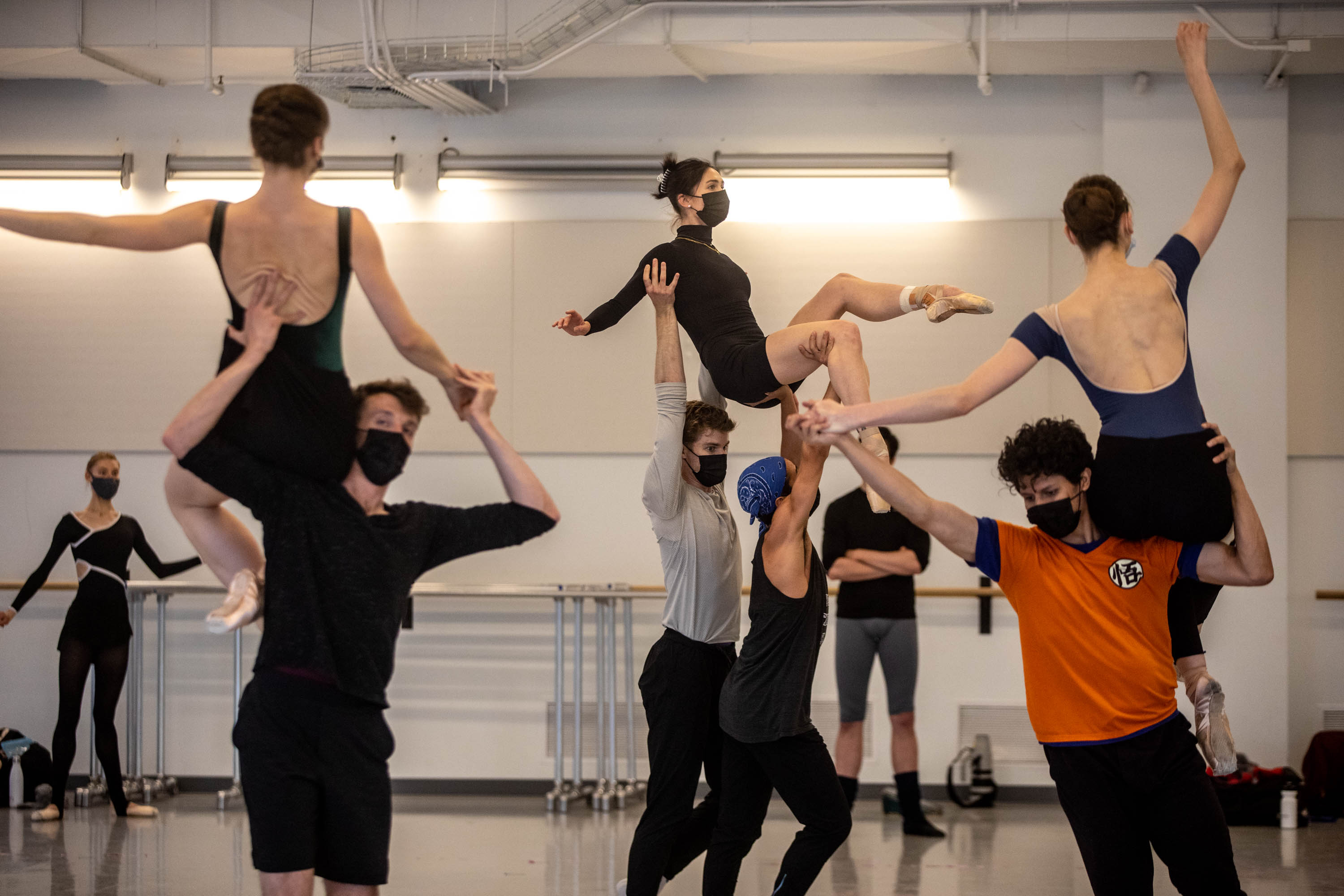"""Ballet West has a docuseries called """"In the Balance"""" that explores the struggle to return to the stage after COVID-19."""