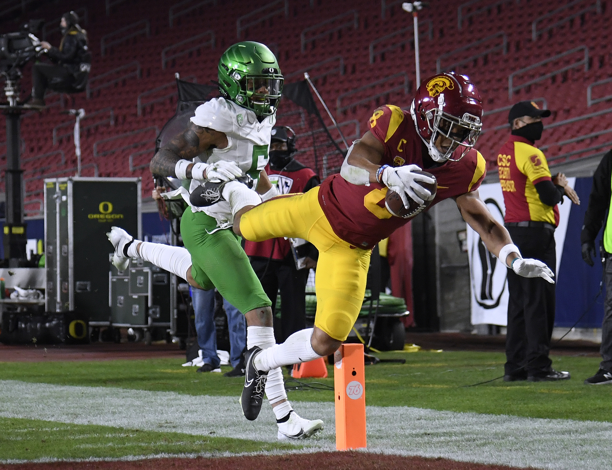 Pac 12 Championship - Oregon v USC