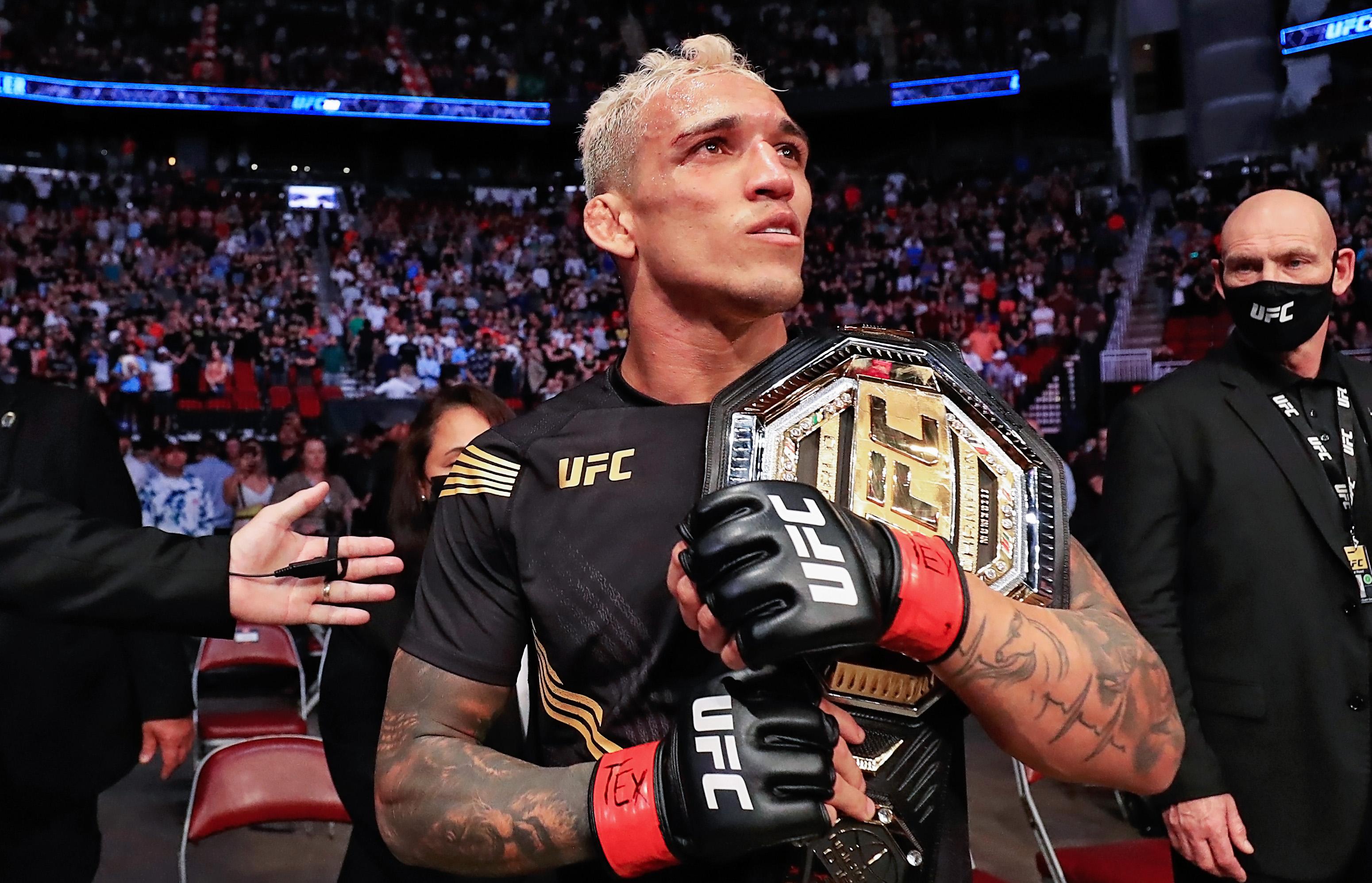 UFC 262:Charles Oliveira V Michael Chandler