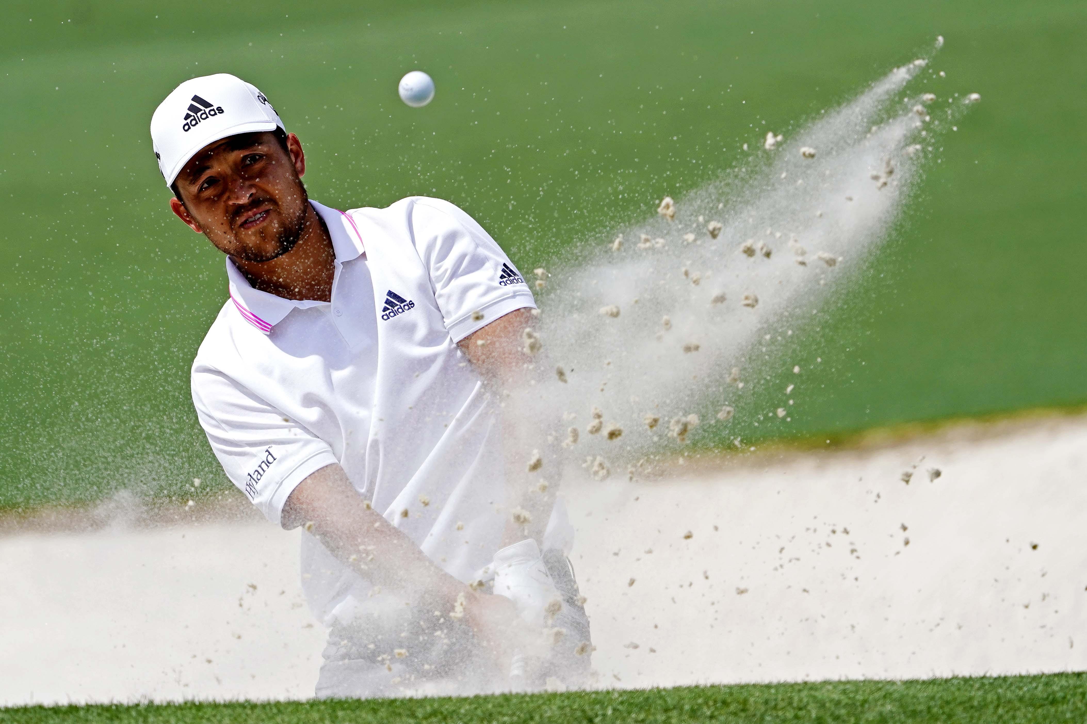 PGA:大师赛-决赛