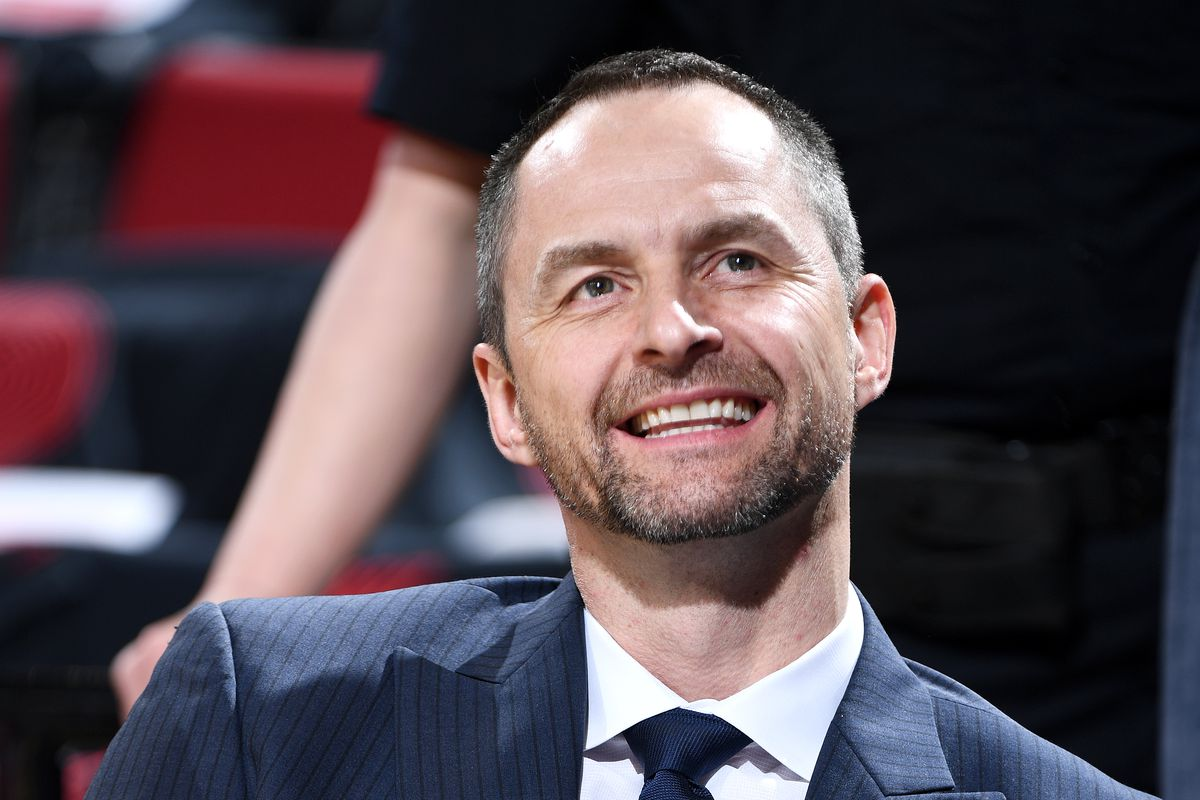"""I think when you have a foundation of let's say two All-Stars in one place, I think it's easier to add additional things that we need. So we're going to discuss the needs of the team and we'll attack it during free agency,"" Bulls vice president Arturas Karnisovas said."