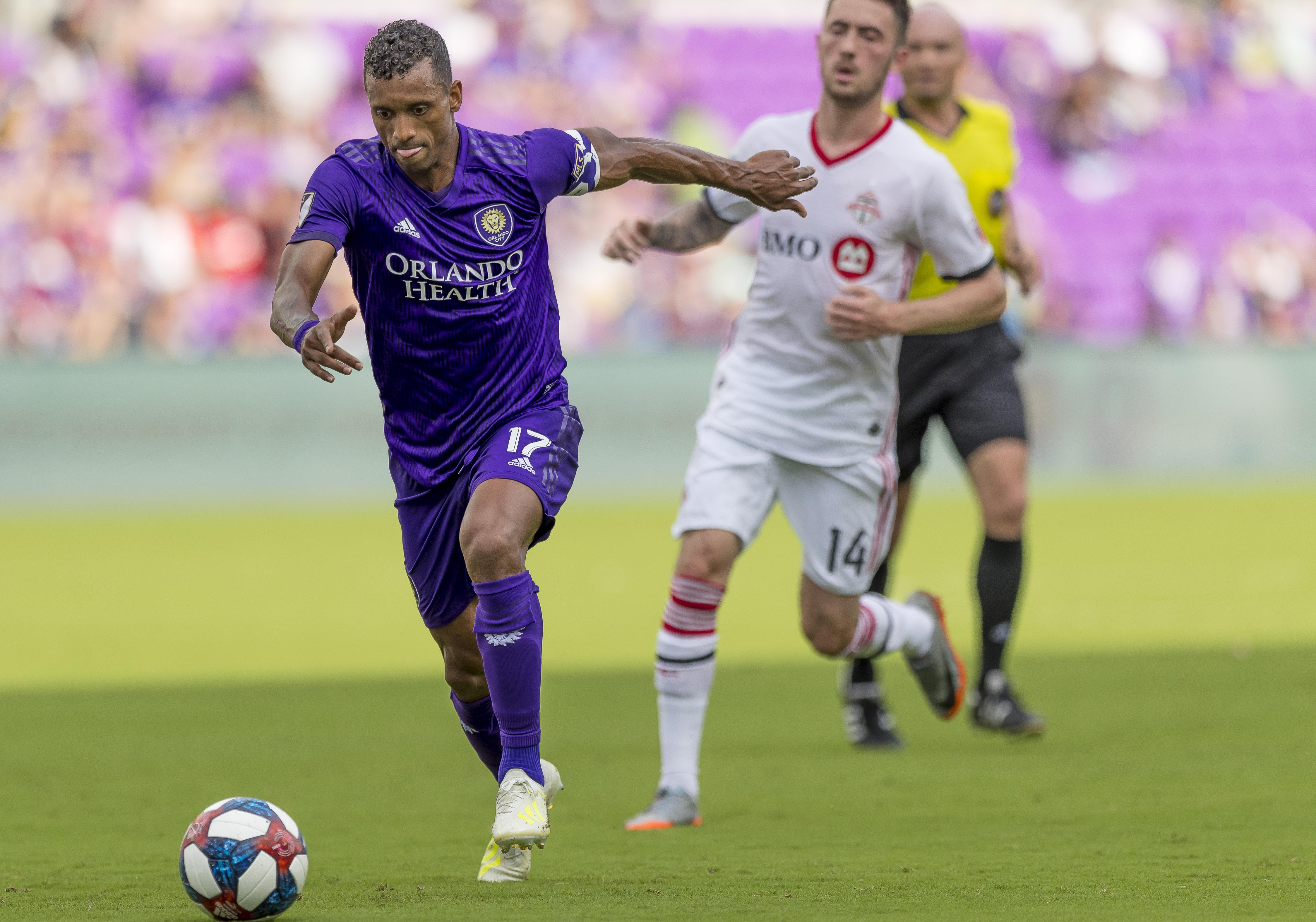 SOCCER: MAY 04 MLS - Toronto FC at Orlando City SC