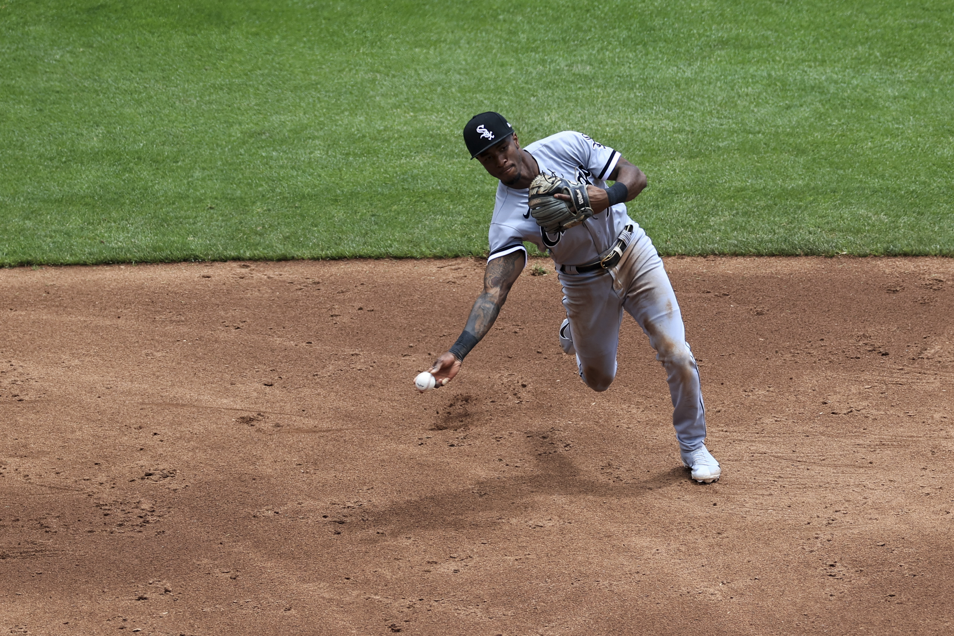 """I'm just at a point where I understand my work and I understand what I'm doing and knowing what guys are trying to do to me,"" White Sox shortstop Tim Anderson said."
