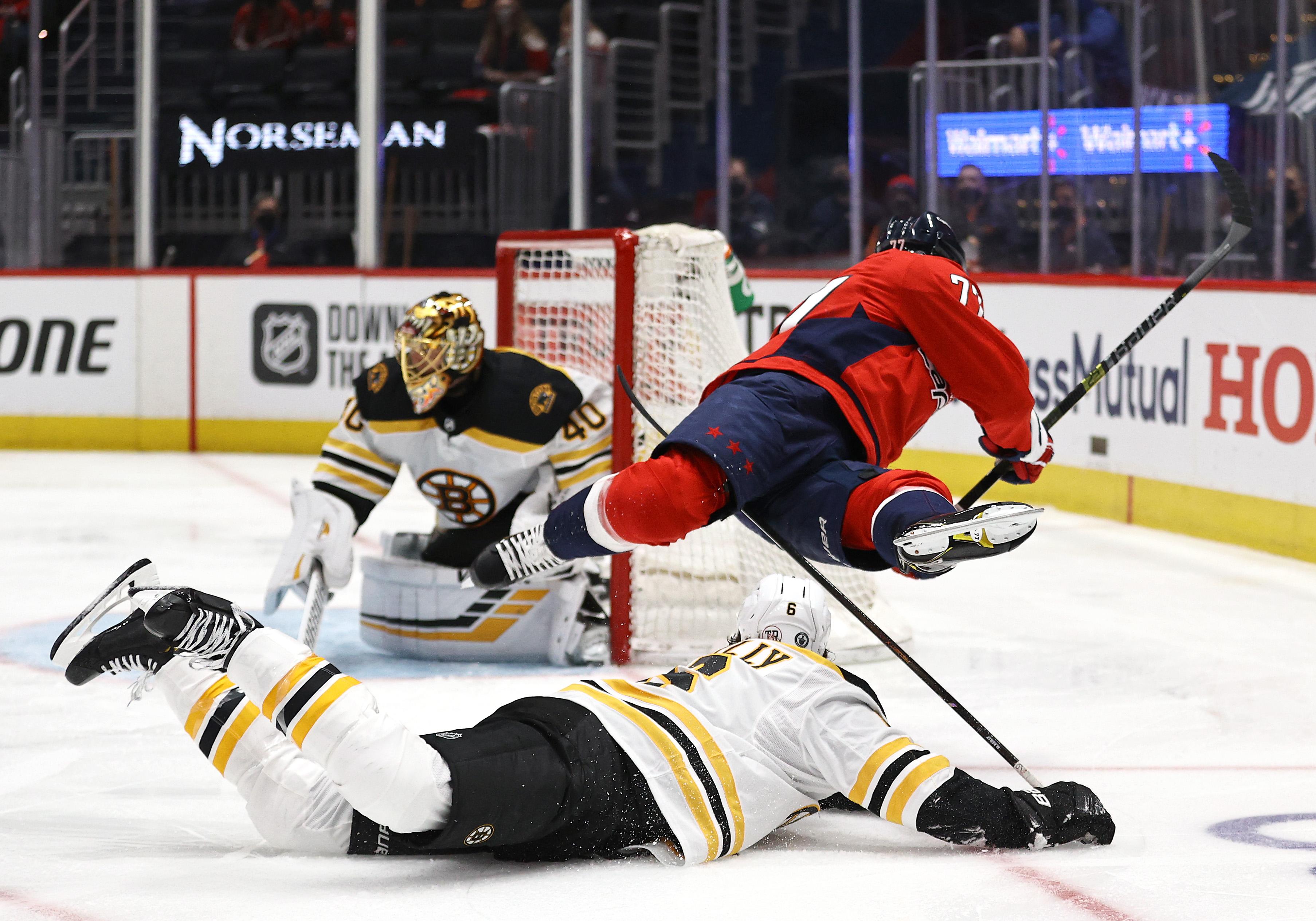 Boston Bruins v Washington Capitals - Game Two
