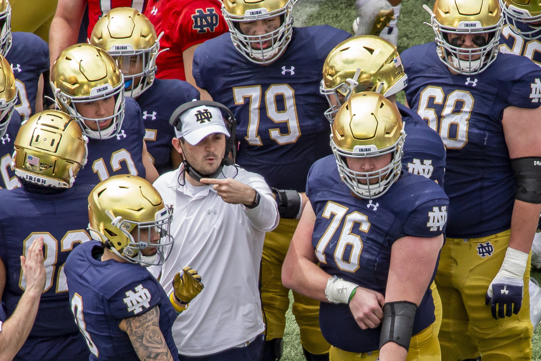 Notre Dame will help kick off ESPN's college football season coverage.