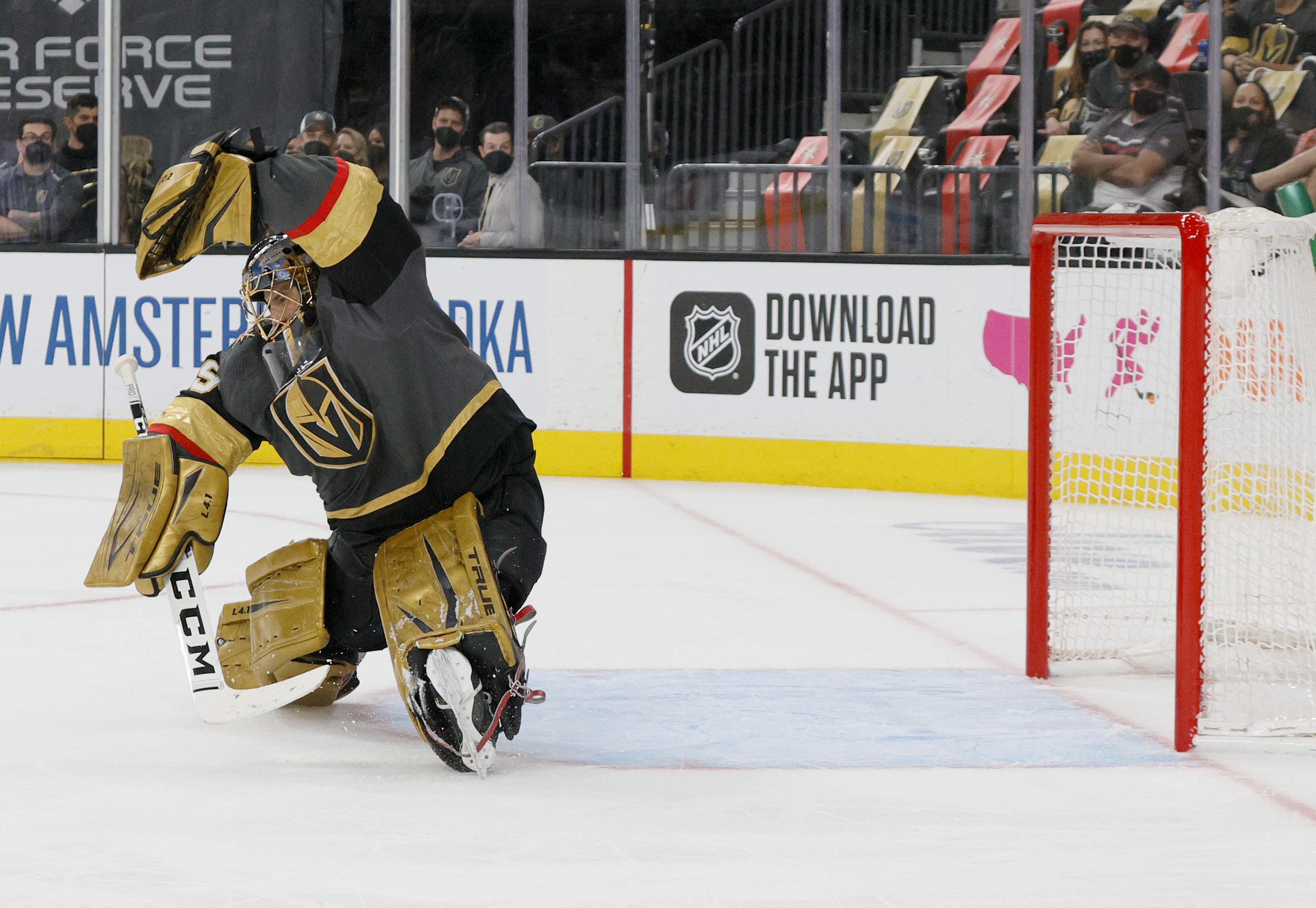 Minnesota Wild v Vegas Golden Knights - Game One