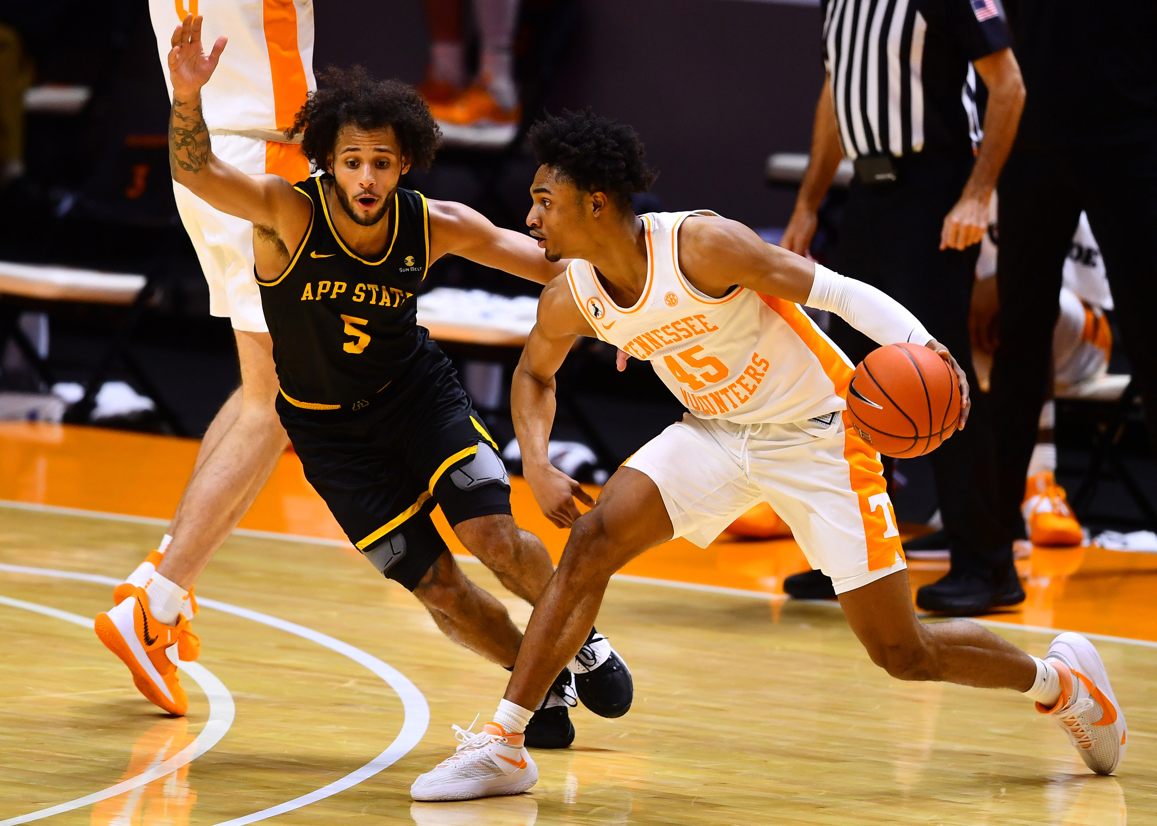 NCAA Basketball: Appalachian State at Tennessee