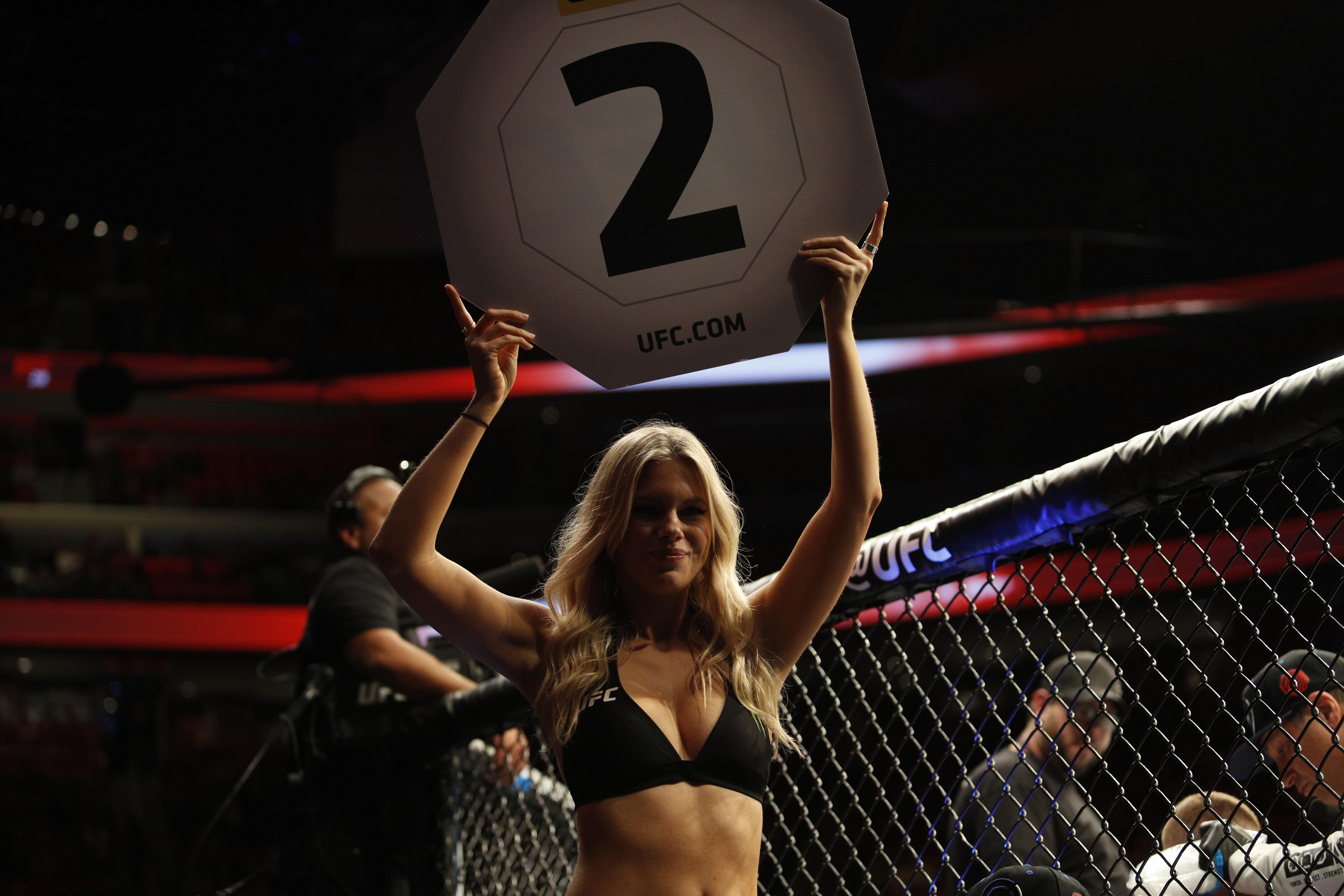 MMA: UFC 218-Olivera vs Felder