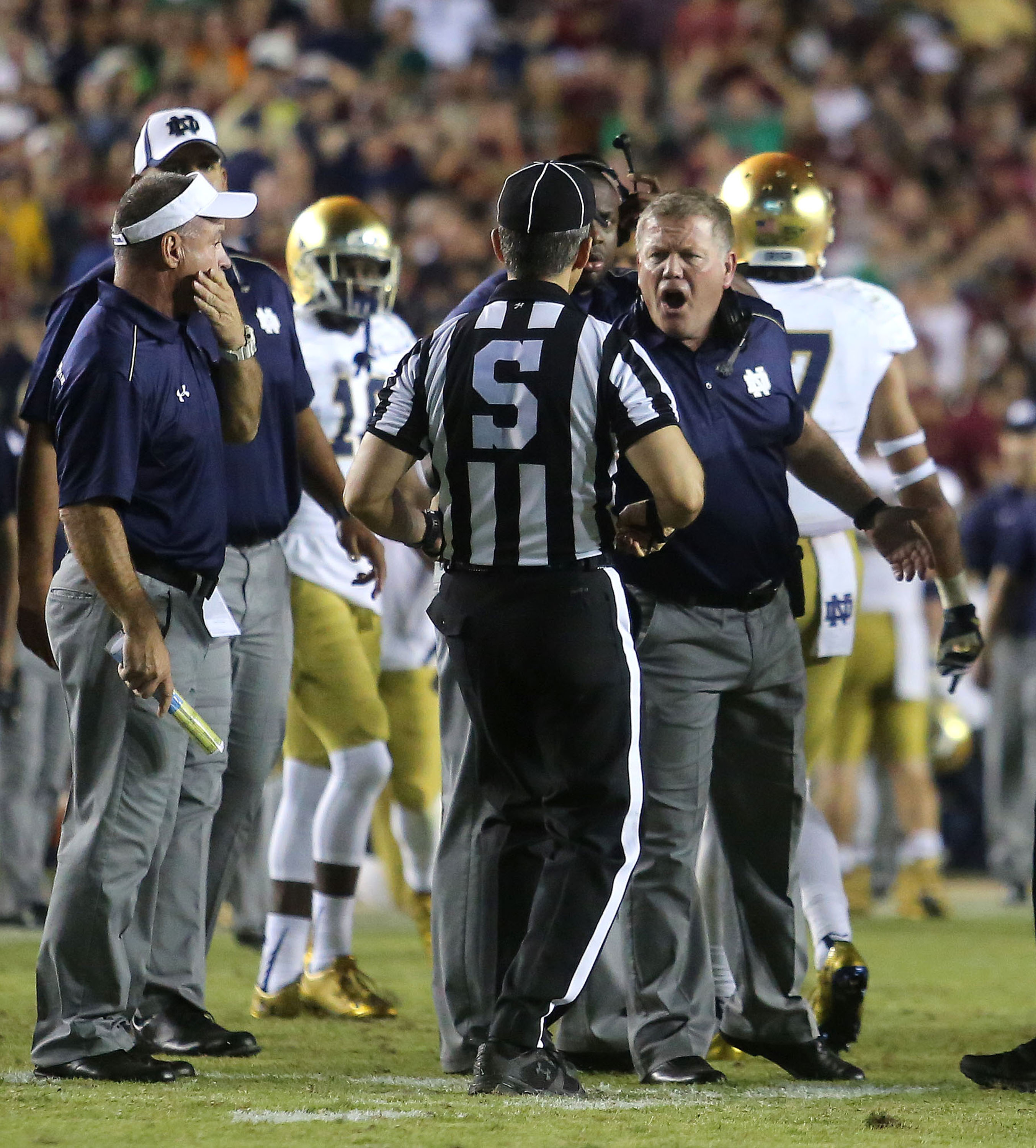 Notre Dame at Florida State
