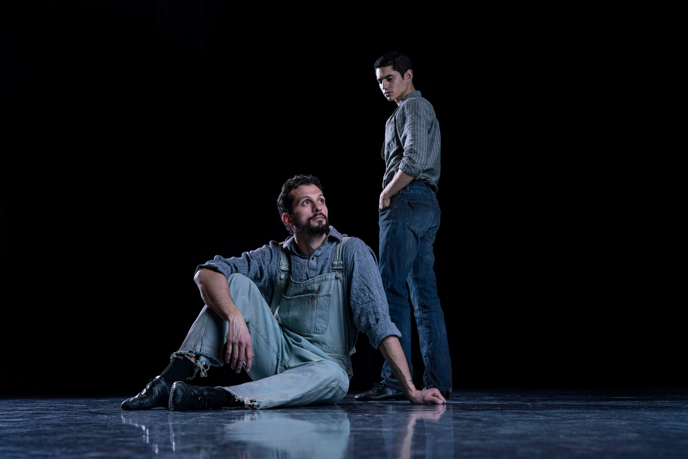 """The Joffrey Ballet will present a four-program season at Lyric Opera House highlighted by the April 27-May 8, 2022, world premiere of choreographer Cathy Marston's adaptation of John Steinbeck's """"Of Mice and Men."""""""