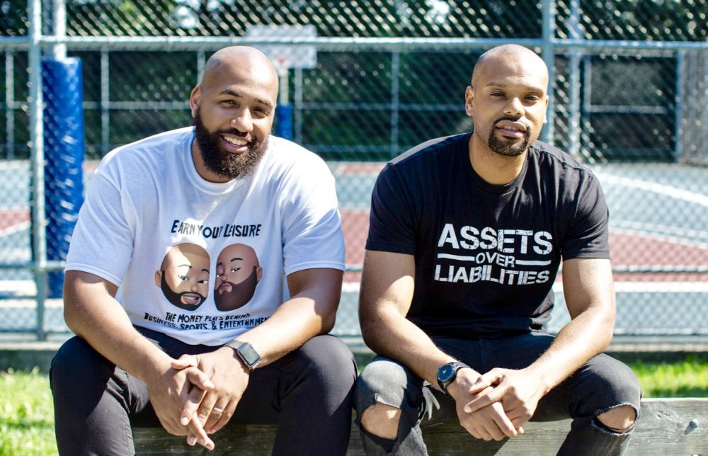 Earn Your Leisure's Rashad Bilal and Troy Millings