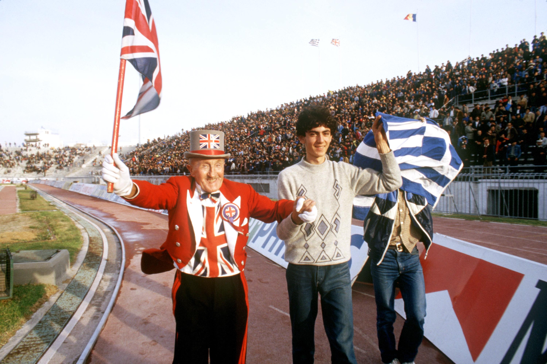Soccer - Under 21 European Championships Qualifier - Greece v England