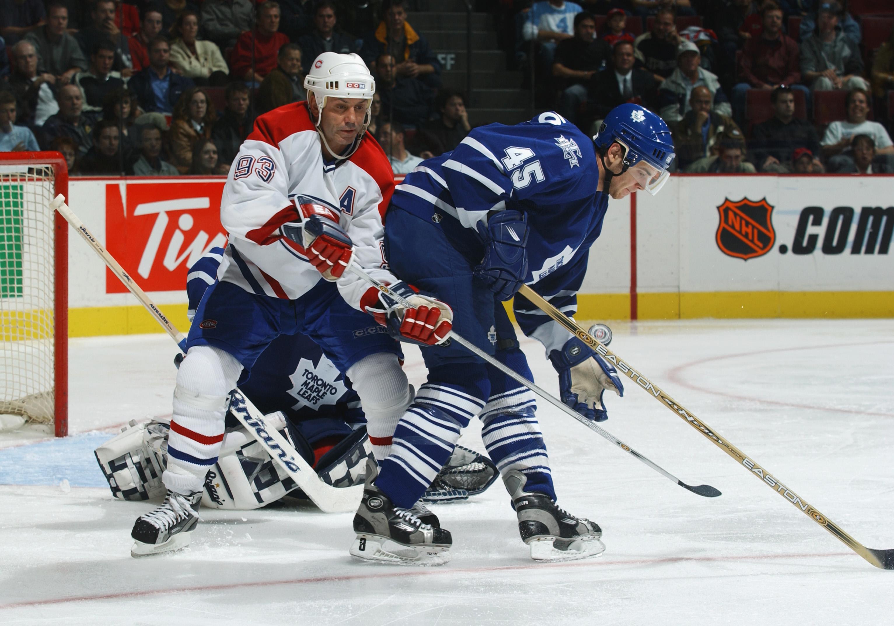 Canadiens v Maple Leafs