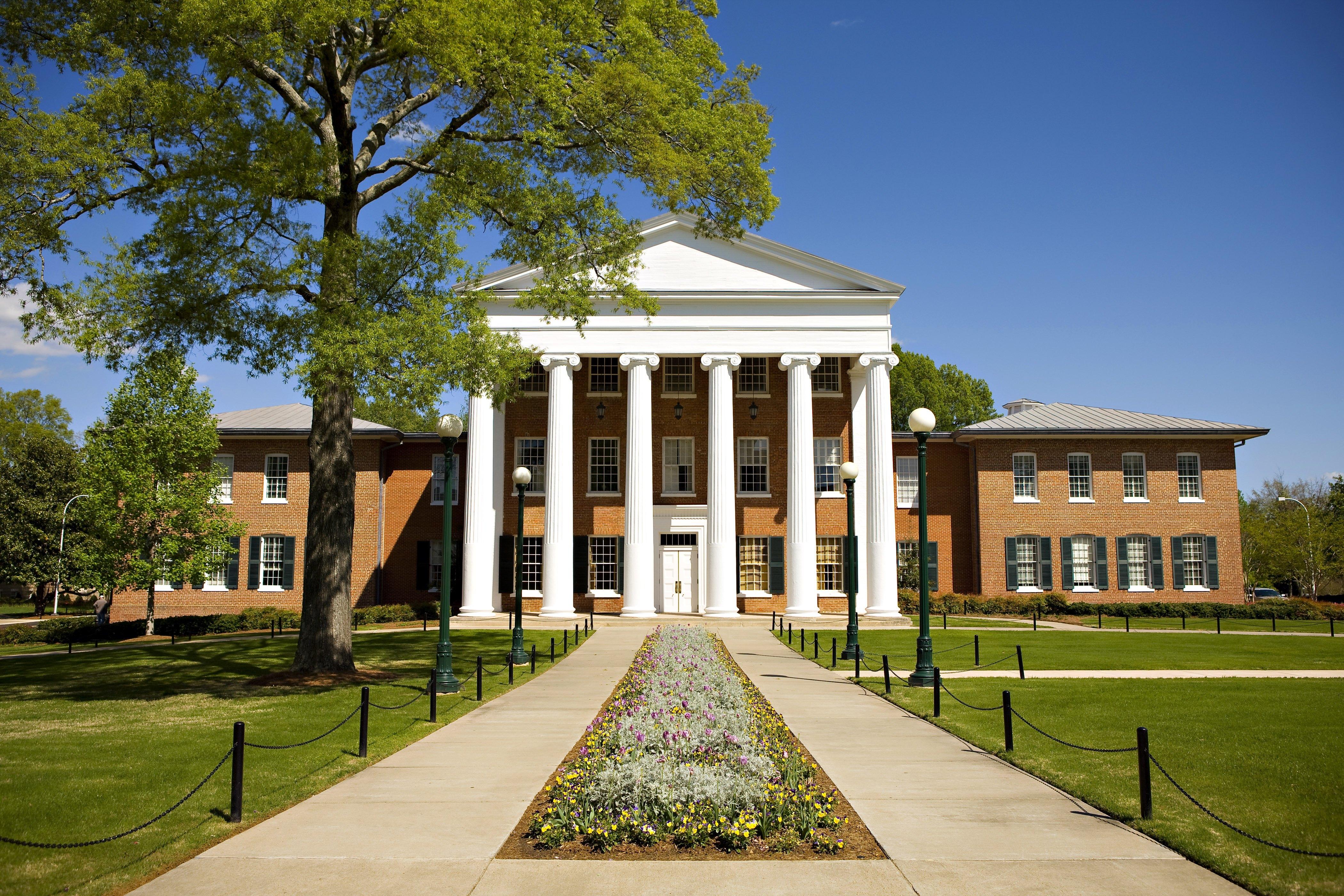 University of Mississippi Campus