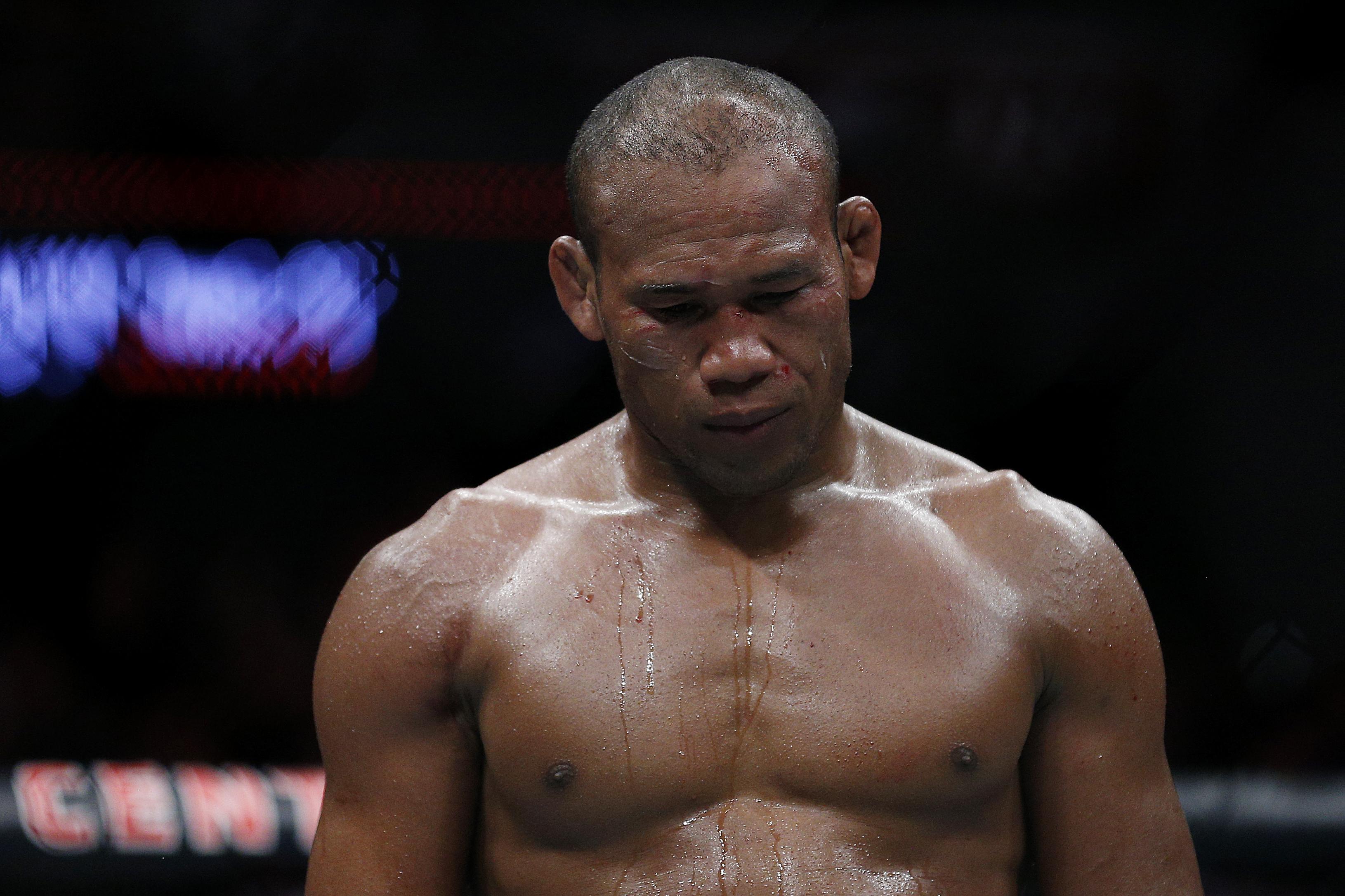 UFC Fight Night Ronaldo Jacare Souza v Hermansson