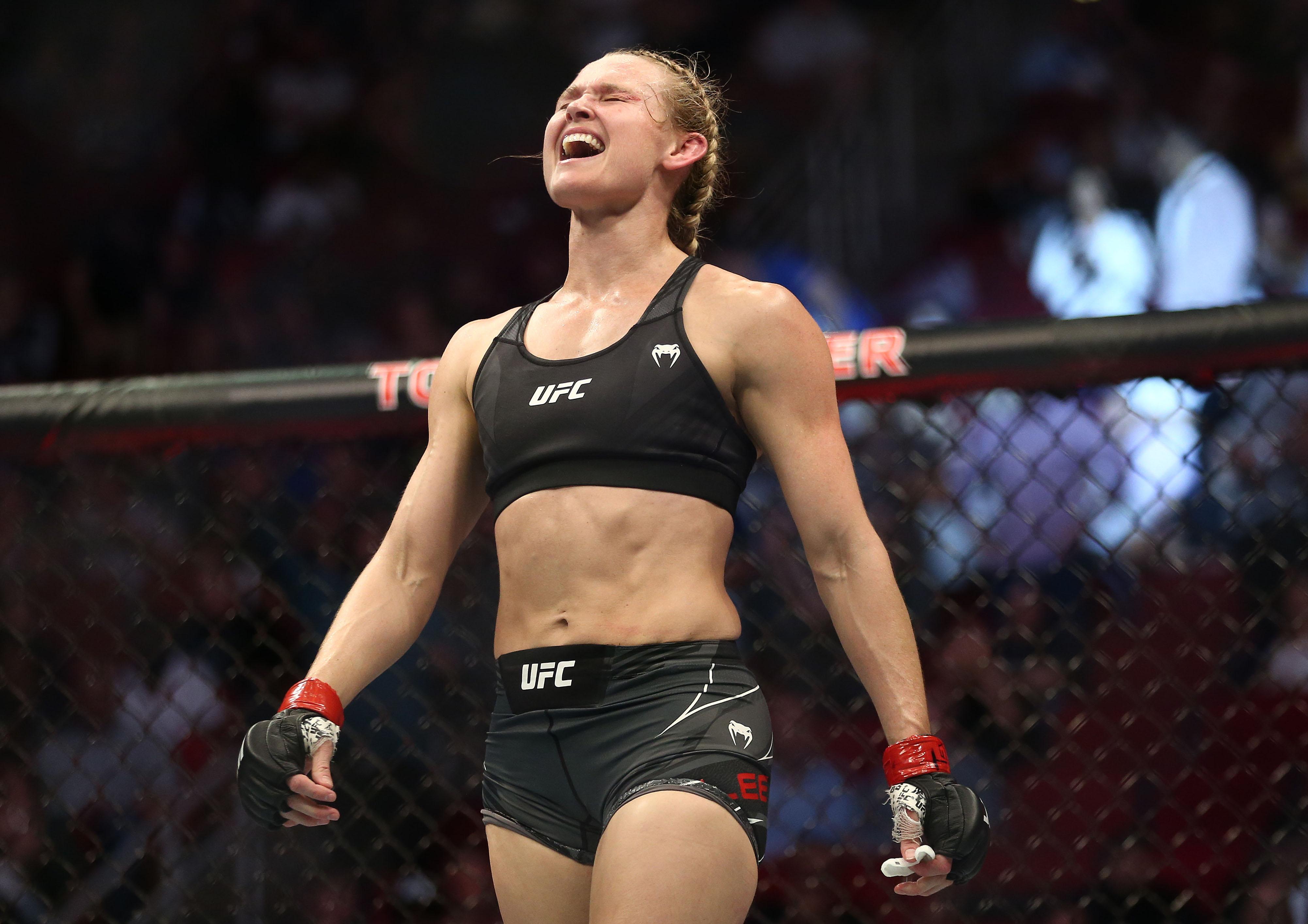 爱游戏app下载的游戏不能玩MMA:UFC 262-Lee vs Shevchenko