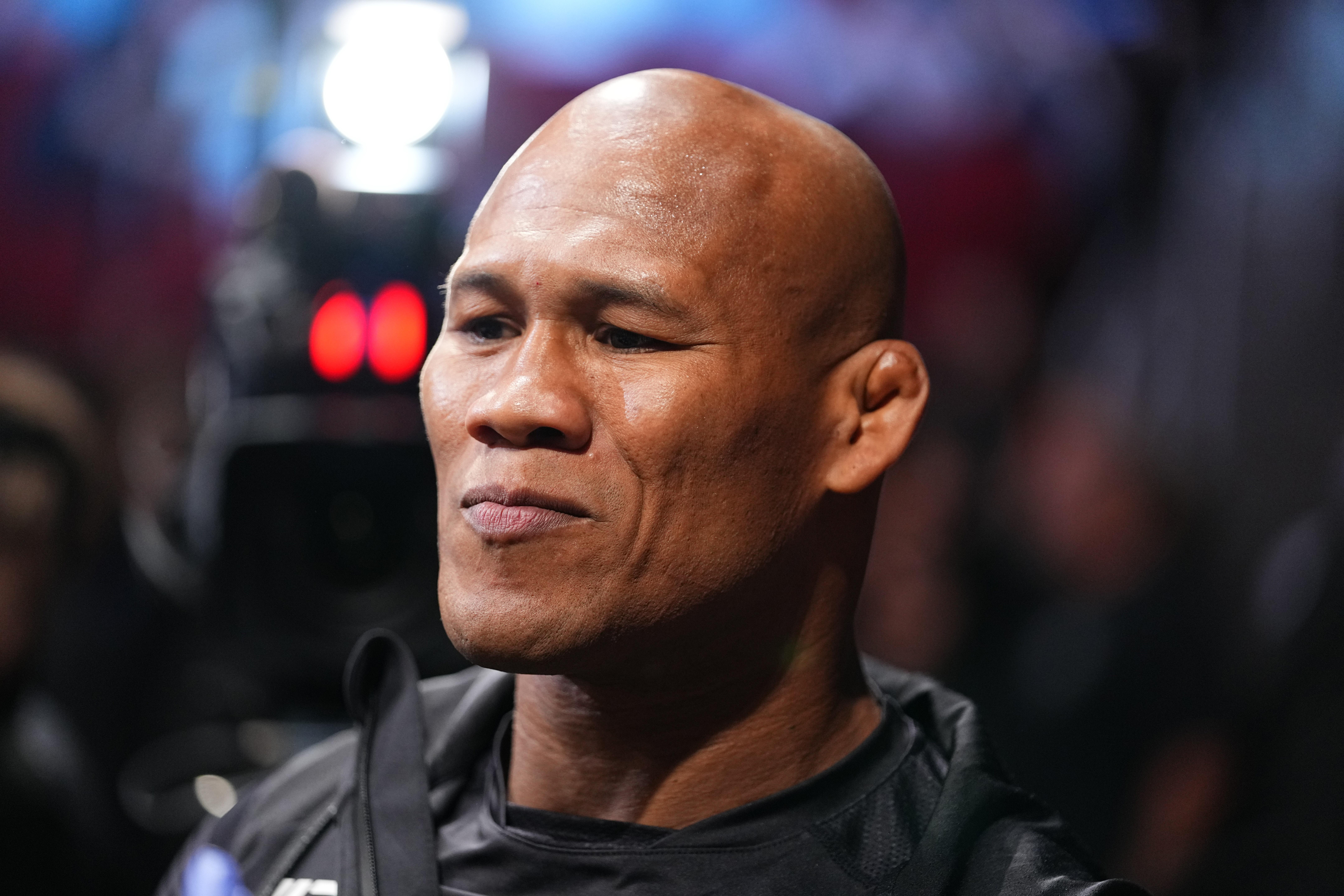 UFC 262: Souza v Muniz
