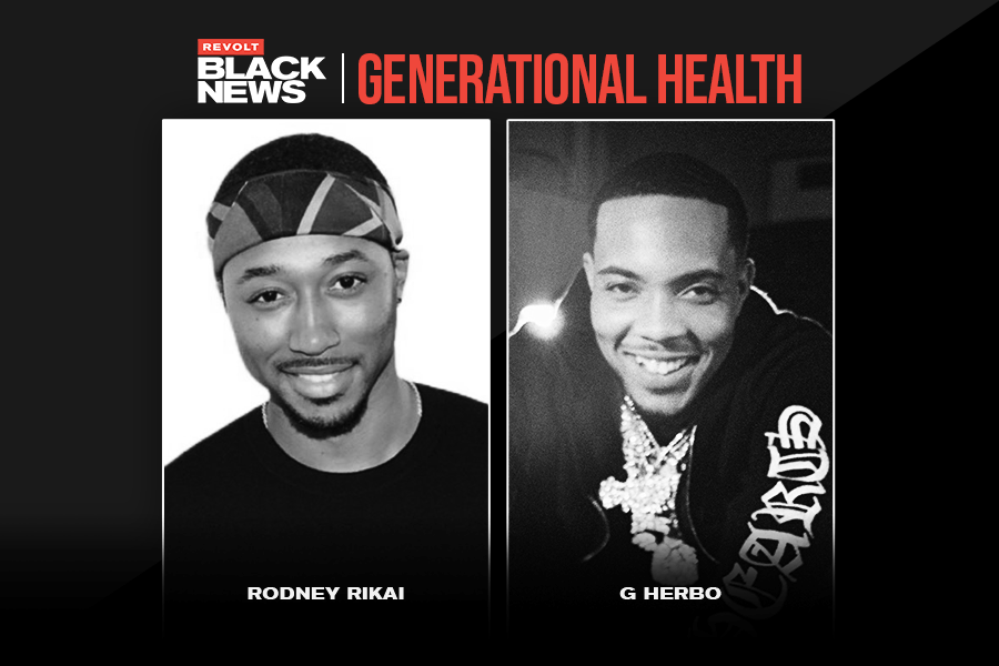 G Herbo and Rodney Rikai on mental health | REVOLT BLACK NEWS