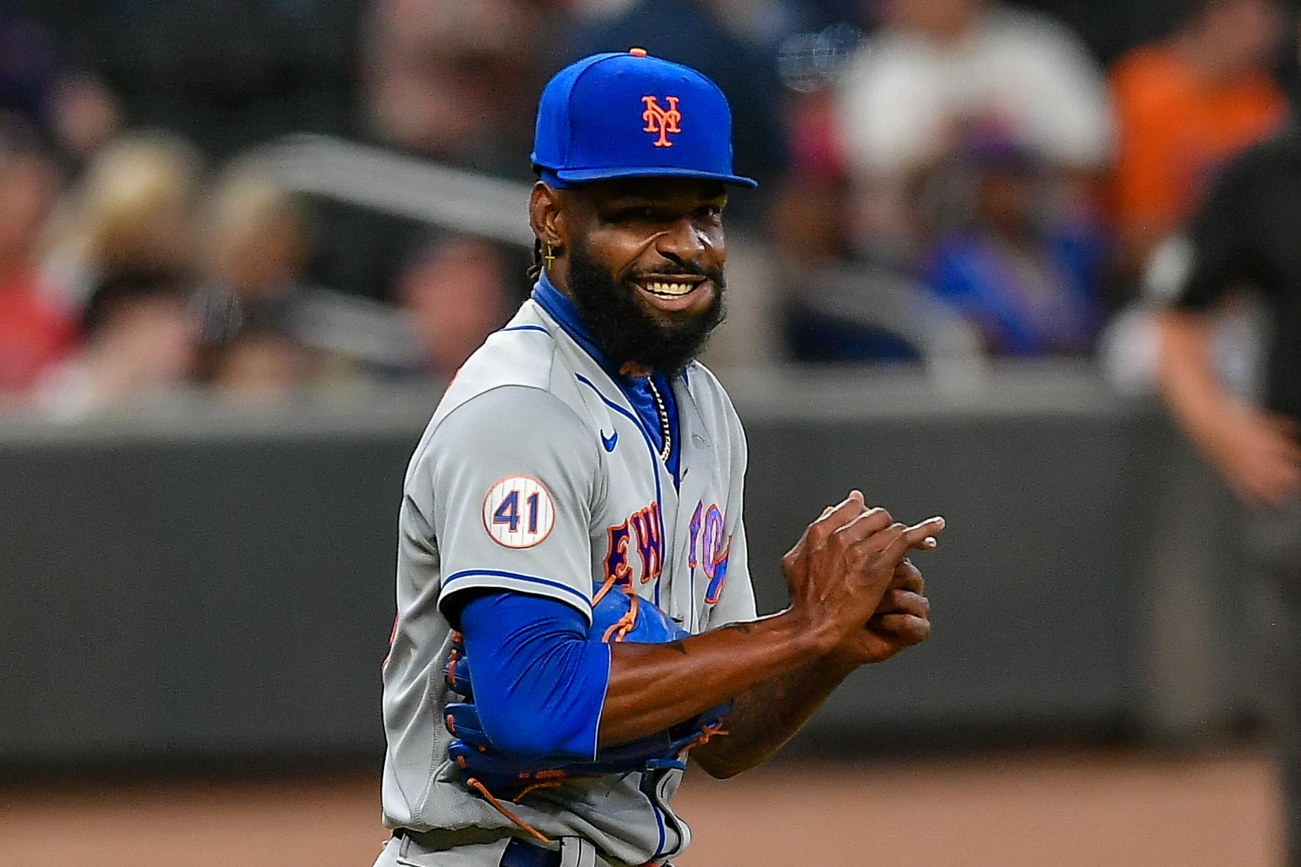 MLB: MAY 19 Mets at Braves