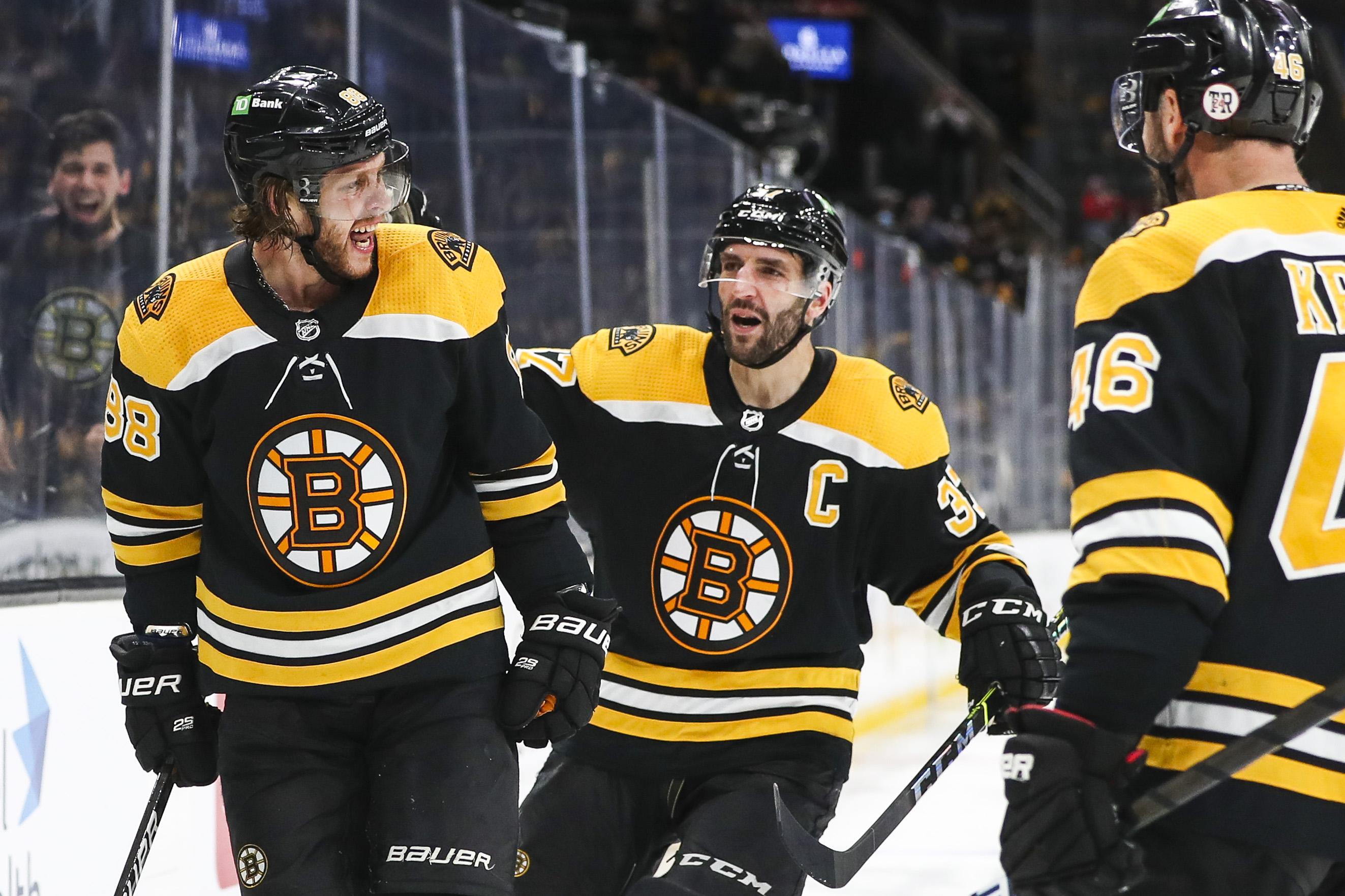 Washington Capitals v Boston Bruins - Game Foour