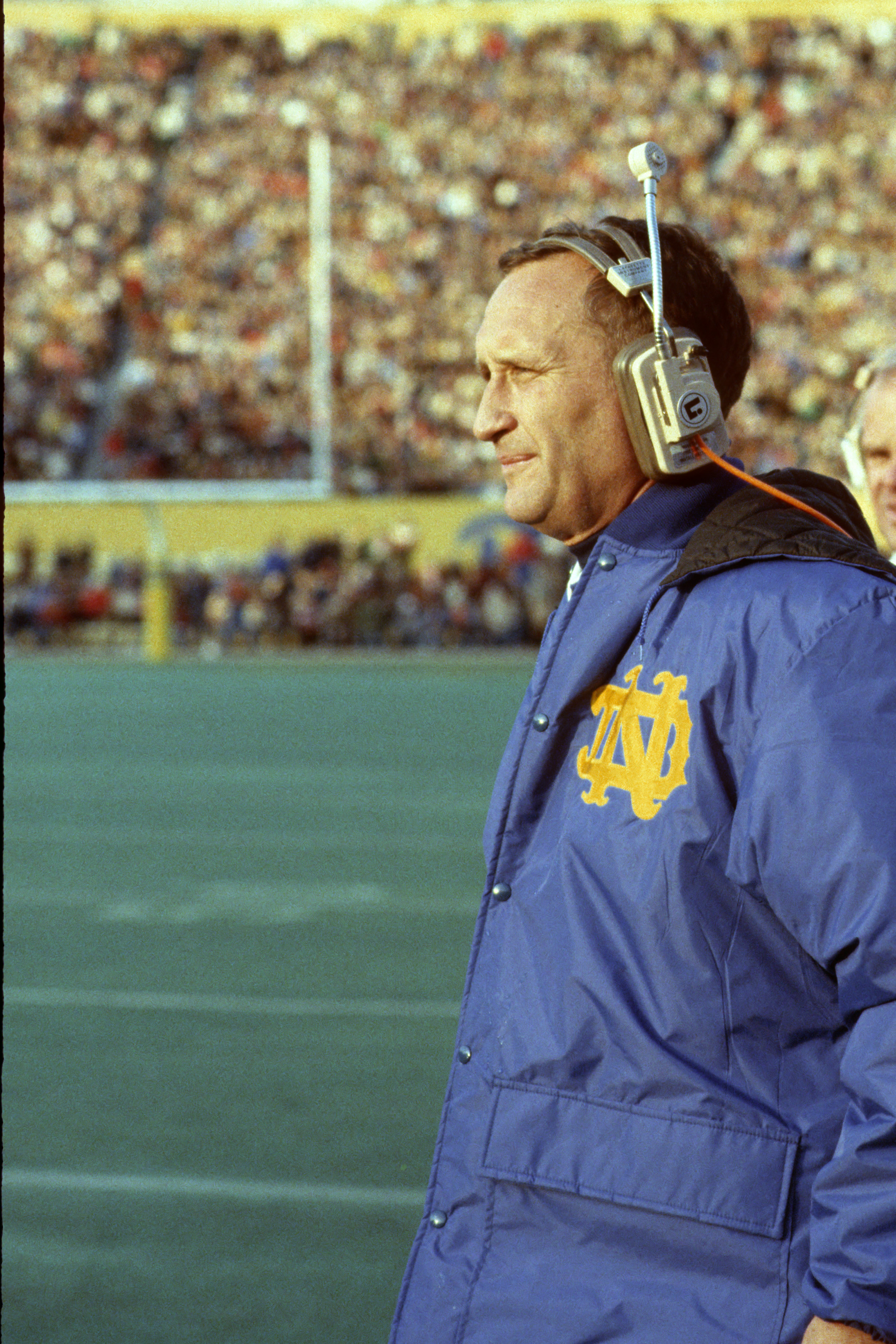 Notre Dame's Jerry Faust