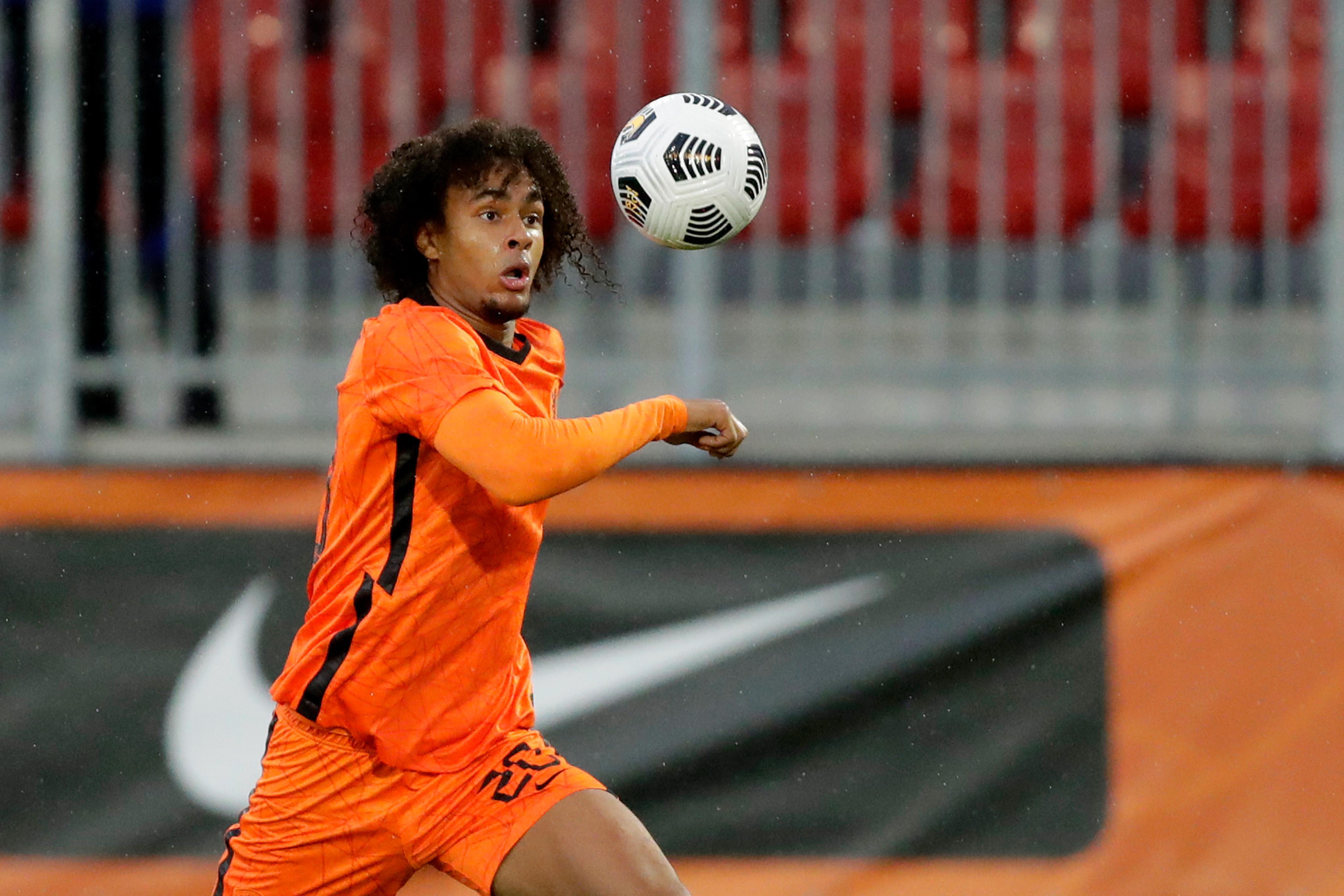 Holland v Belarus -U21 Men