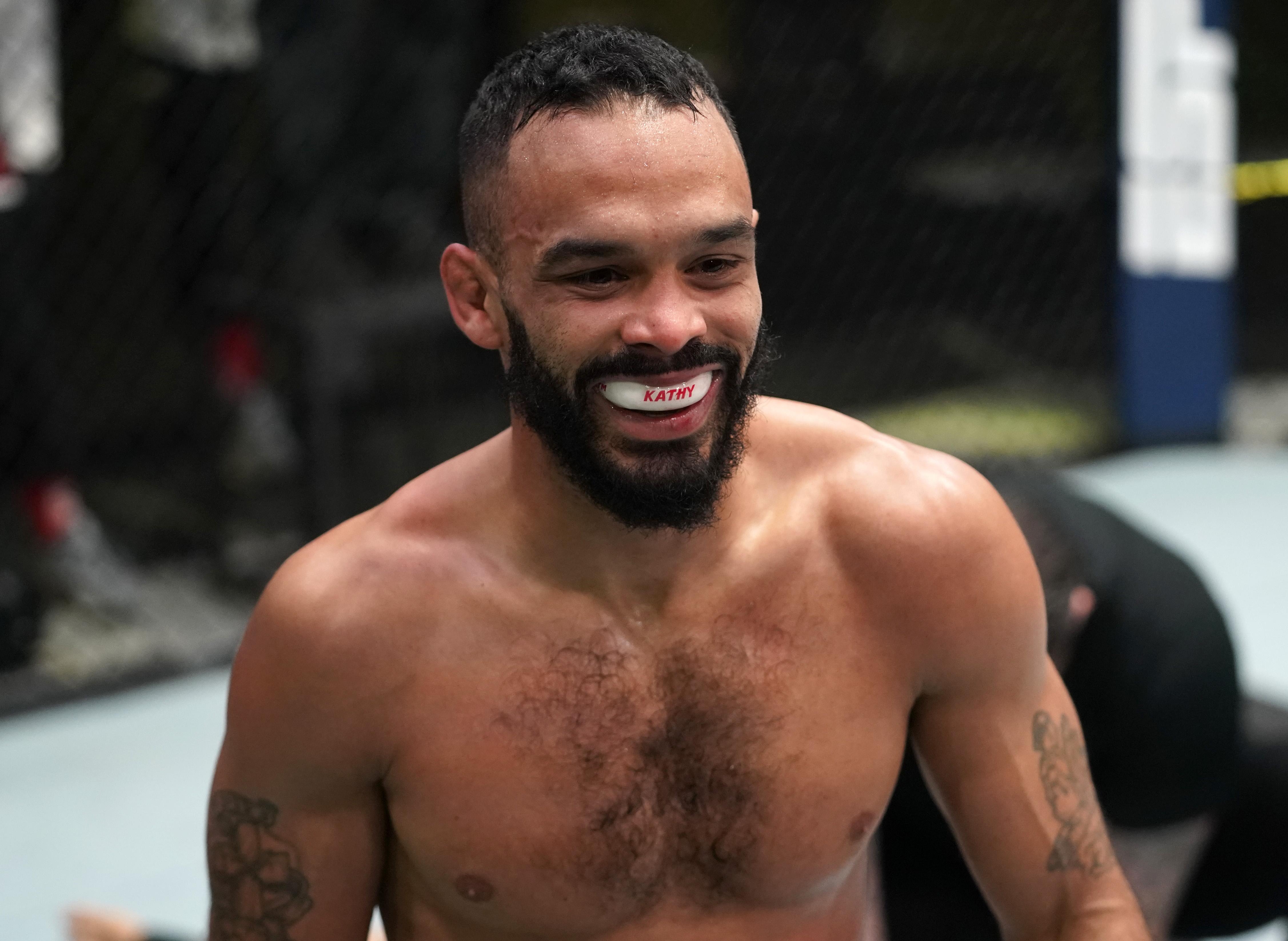 UFC Fight Night: Moraes v Font