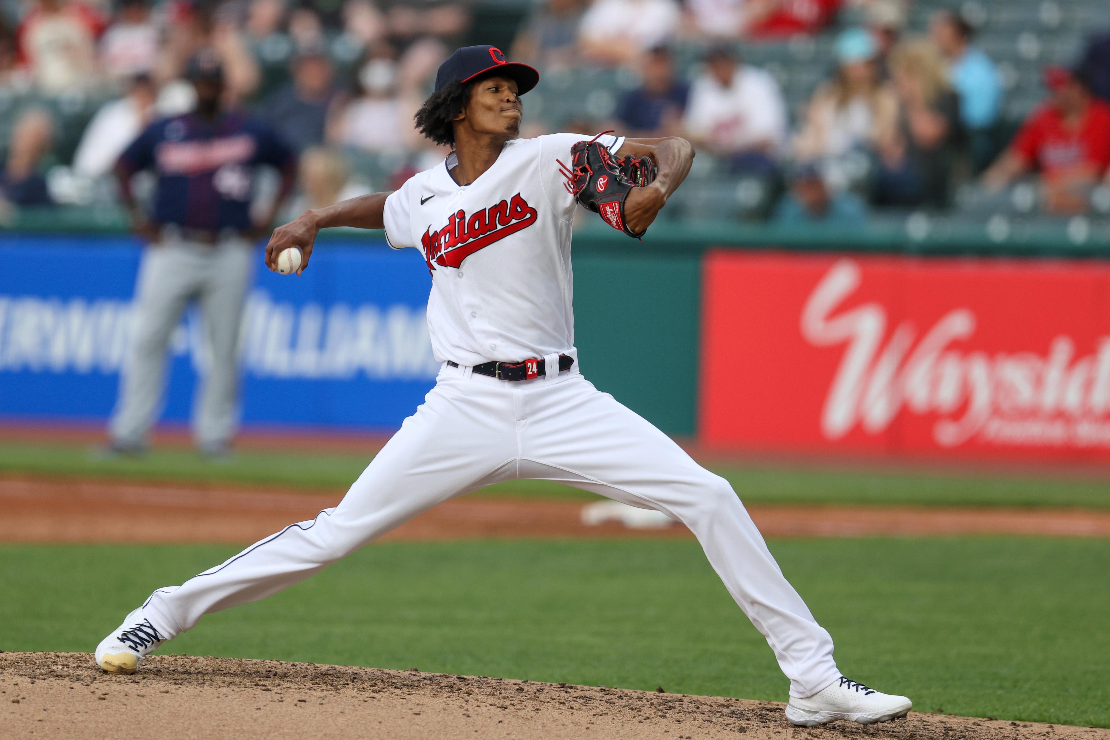 MLB: MAY 21 Twins at Indians