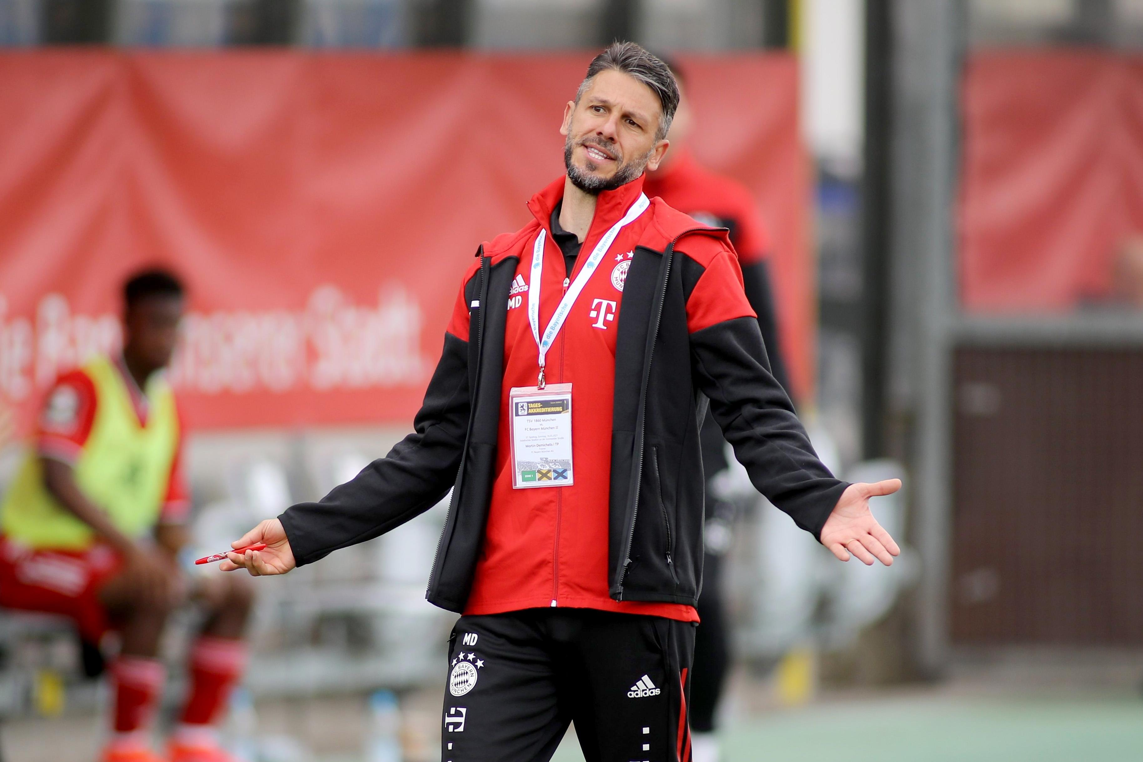 TSV 1860 Munich - FC Bayern Munich II