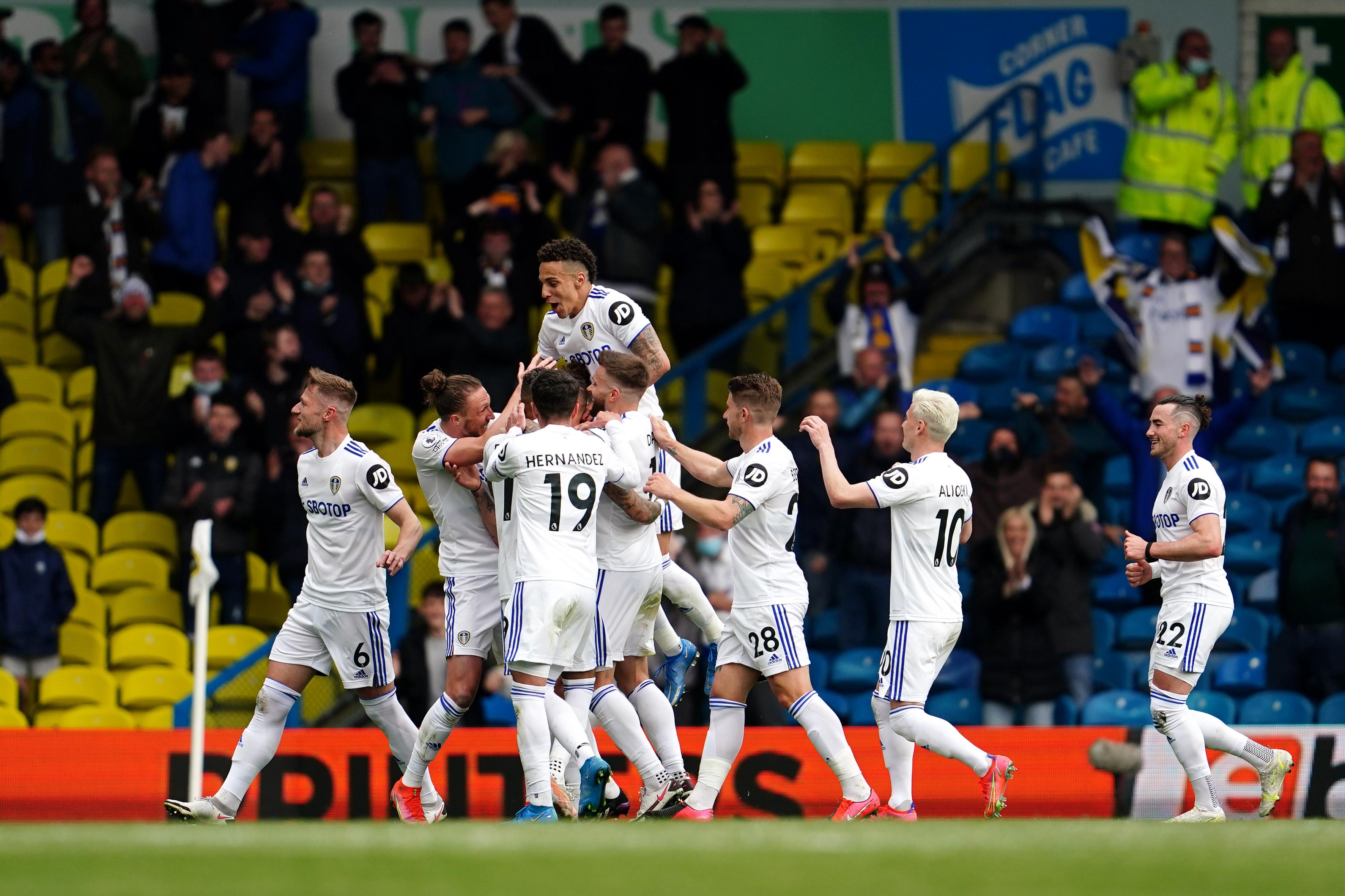 Leeds United v West Bromwich Albion - Premier League