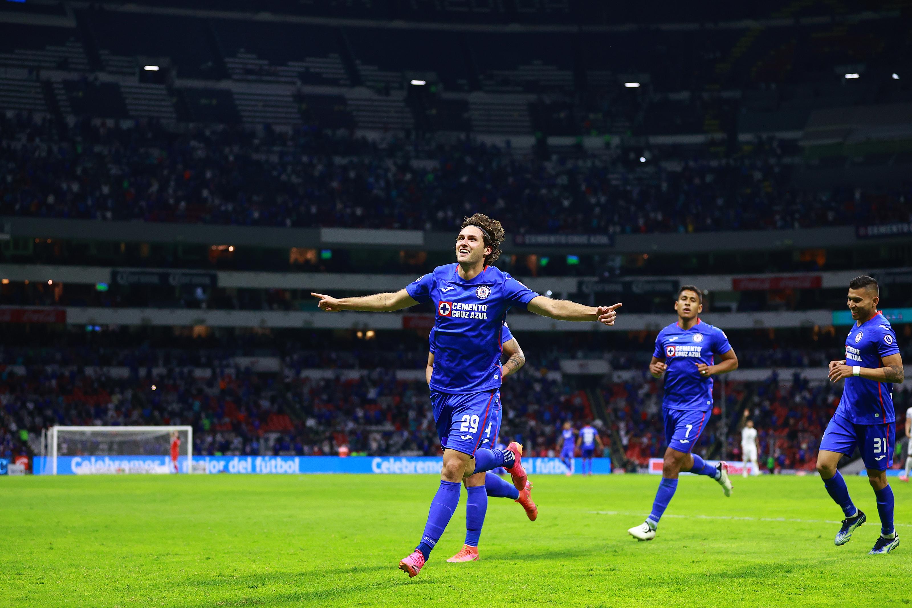 Cruz Azul v Pachuca - Playoffs Torneo Guard1anes 2021 Liga MX