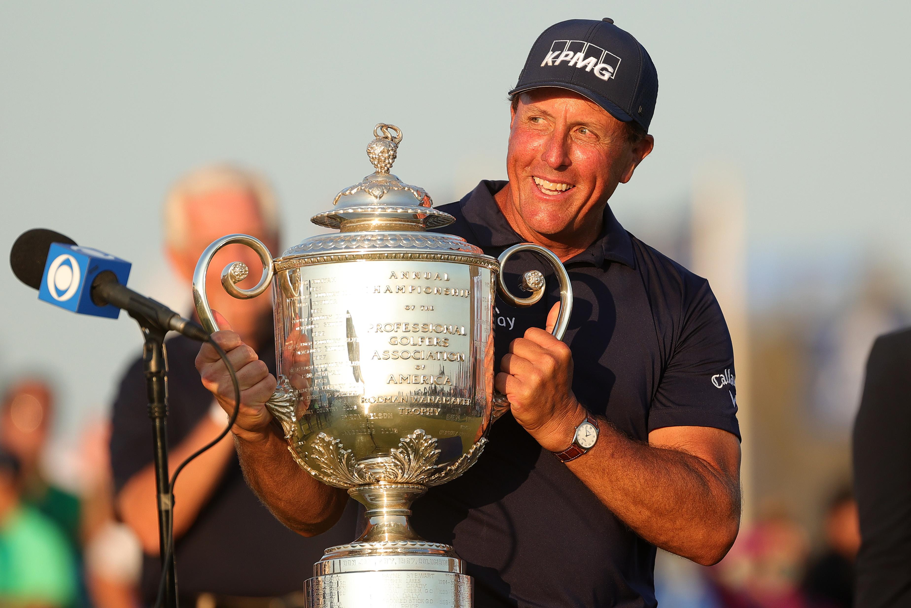 PGA锦标赛-最后一轮