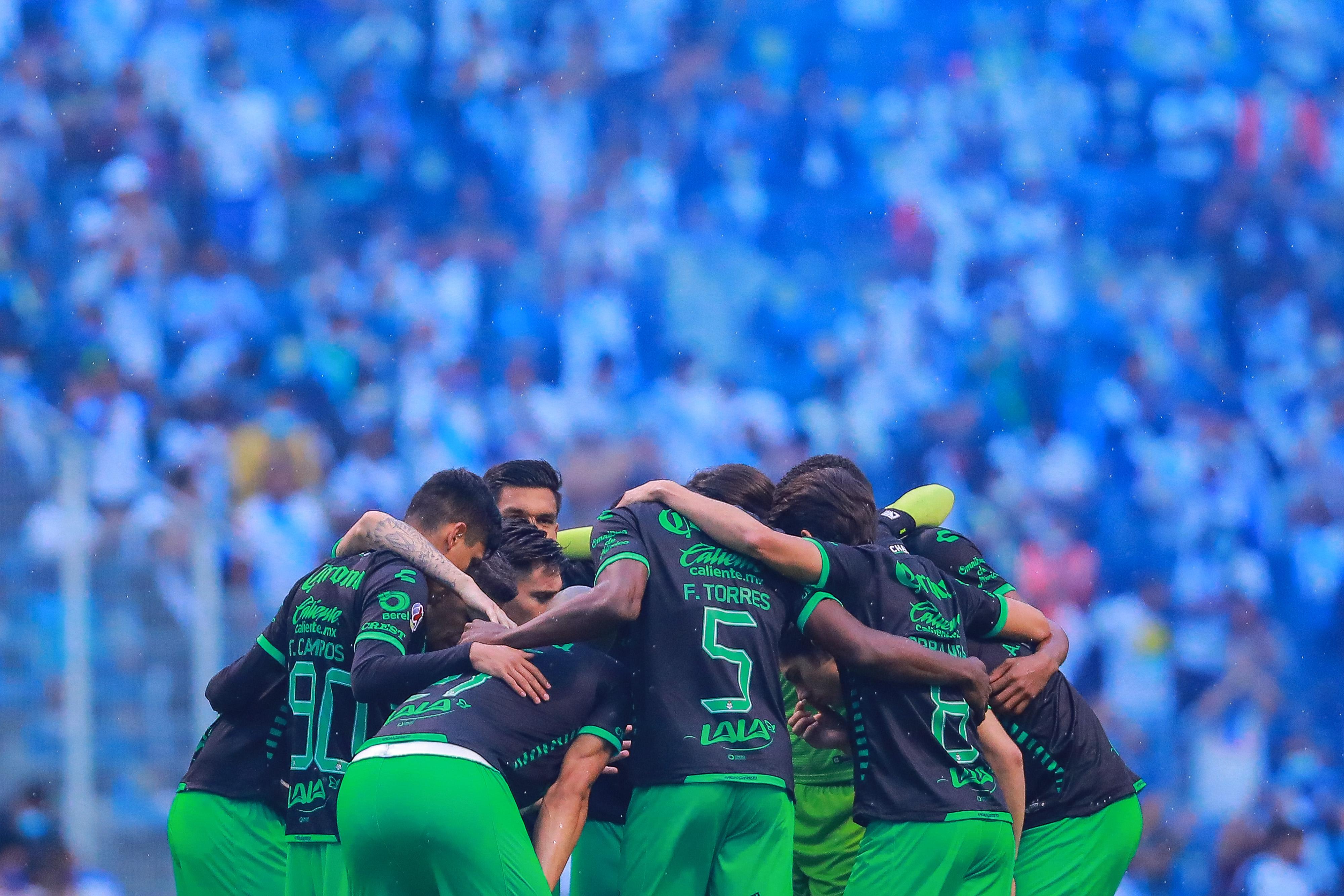 Puebla v Santos Laguna - Playoffs Torneo Guard1anes 2021 Liga MX