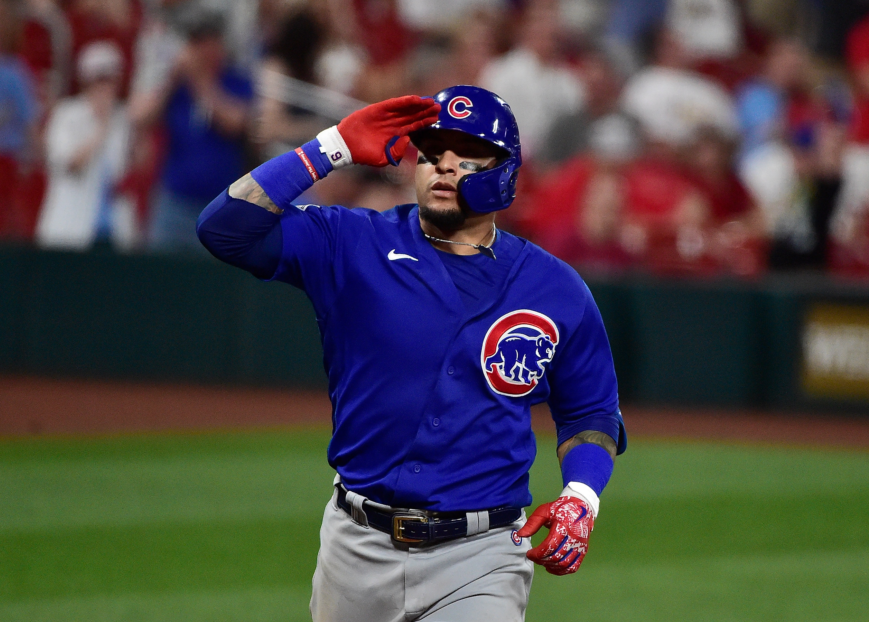 美国职业棒球大联盟:芝加哥小熊队对圣路易斯红雀队