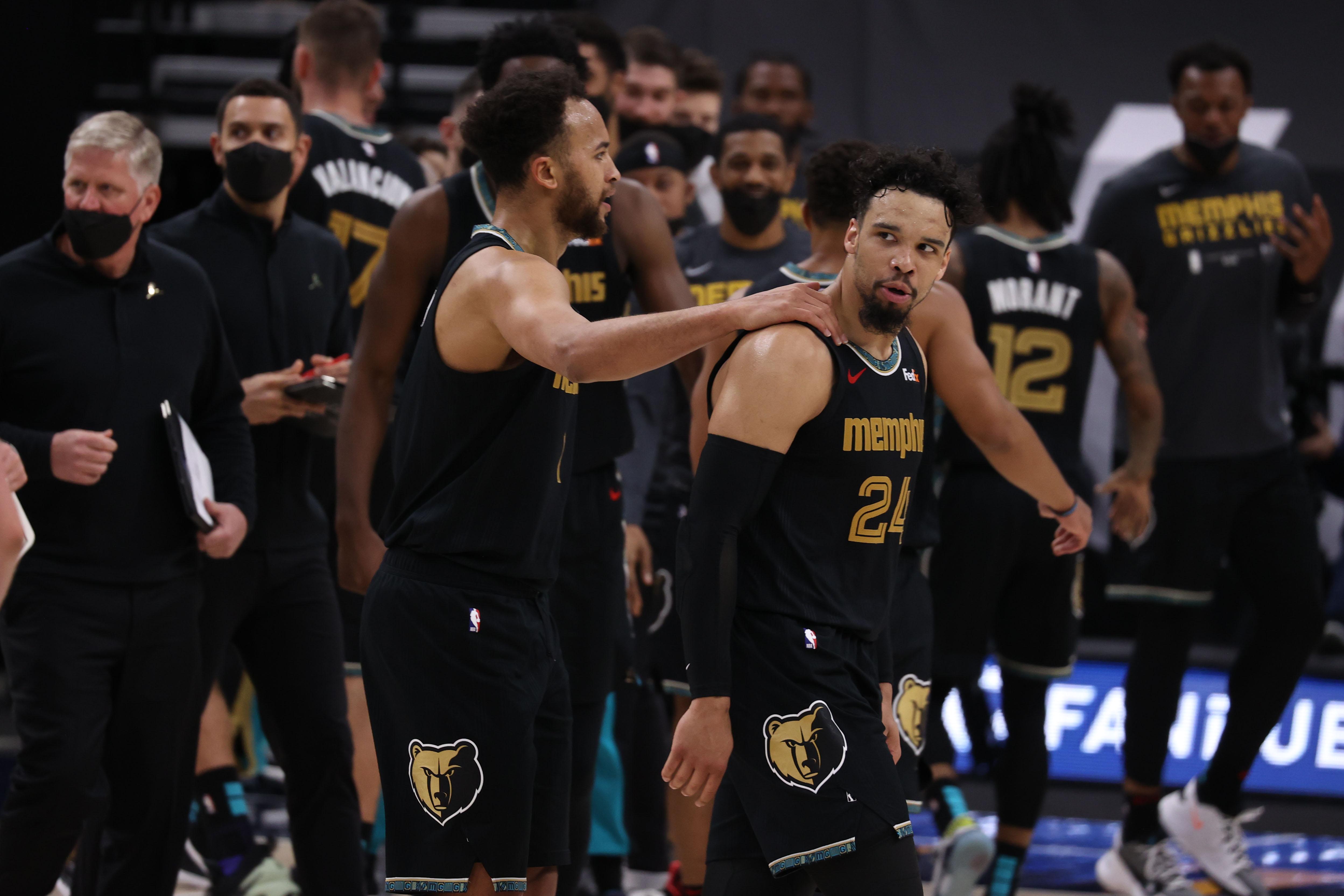 NBA 2021 Playoffs - Memphis Grizzlies v Utah Jazz