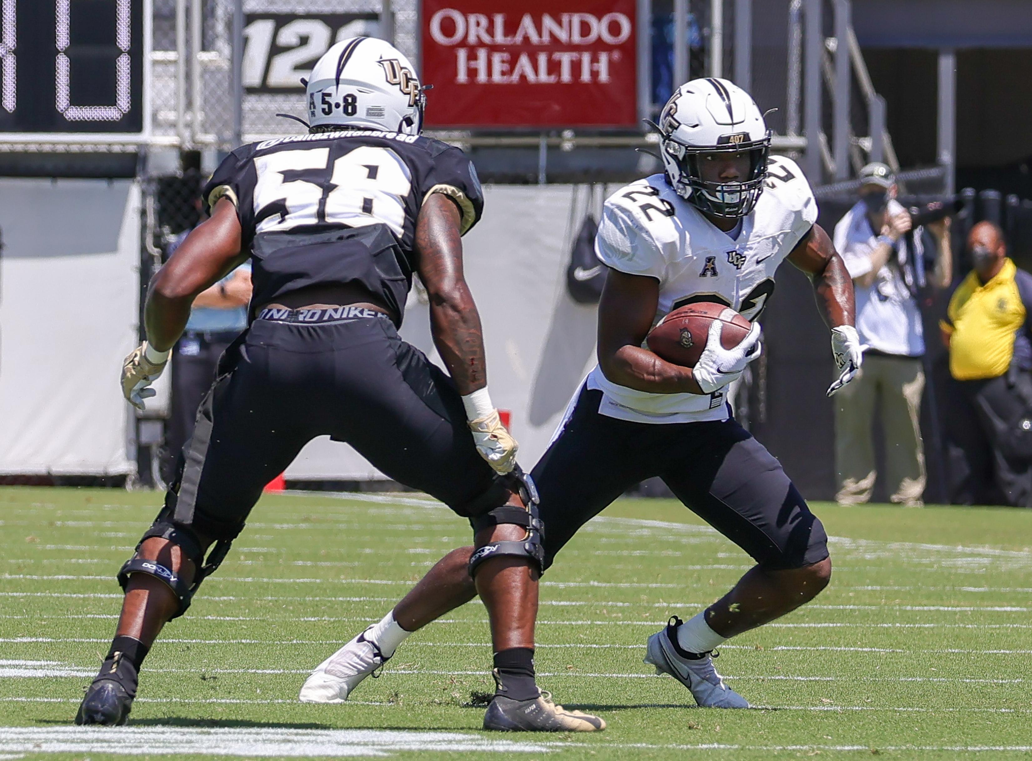 NCAA Football: Central Florida Spring Game